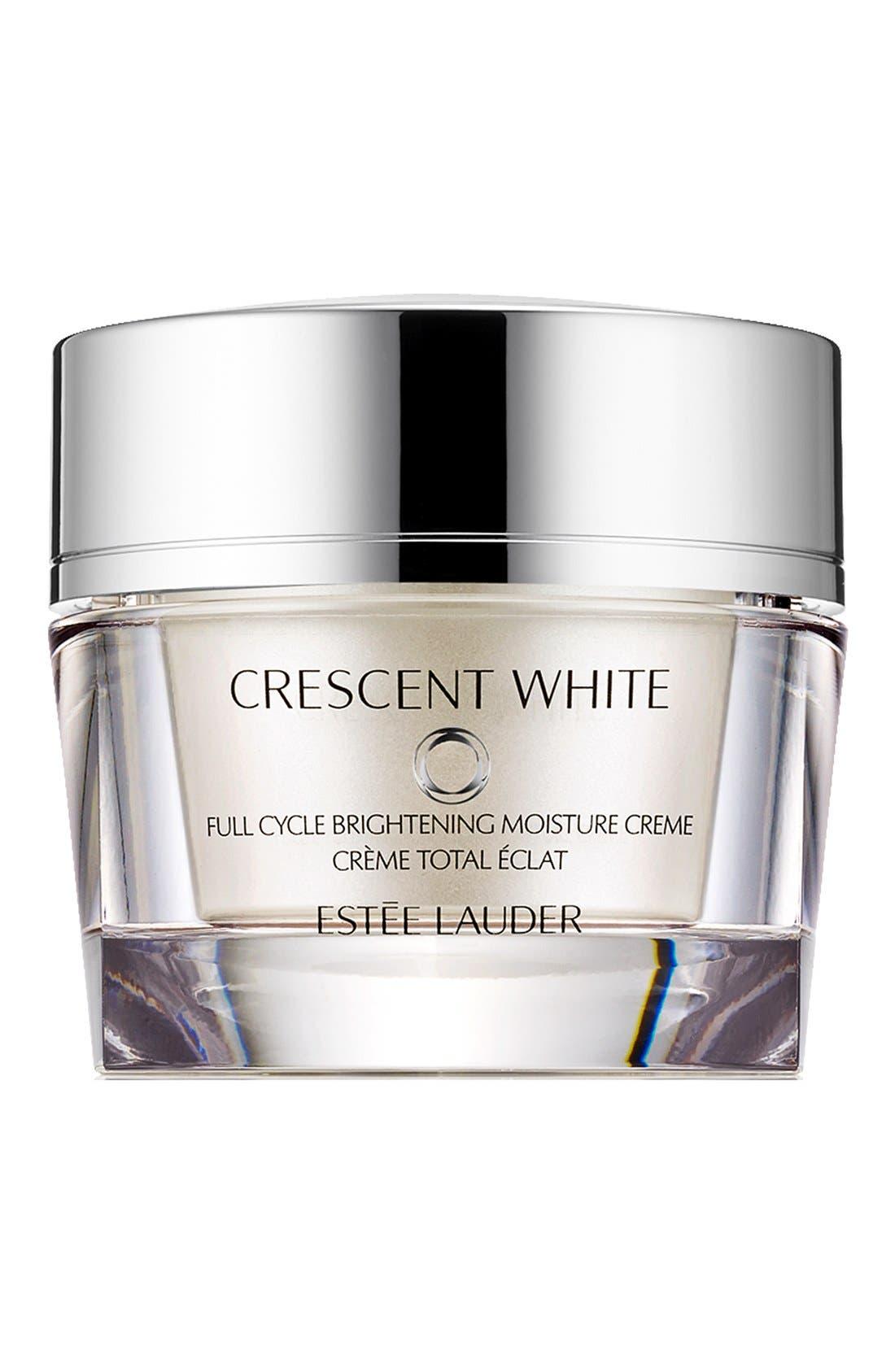 Estée Lauder Crescent White Full Cycle Brightening Moisture Créme