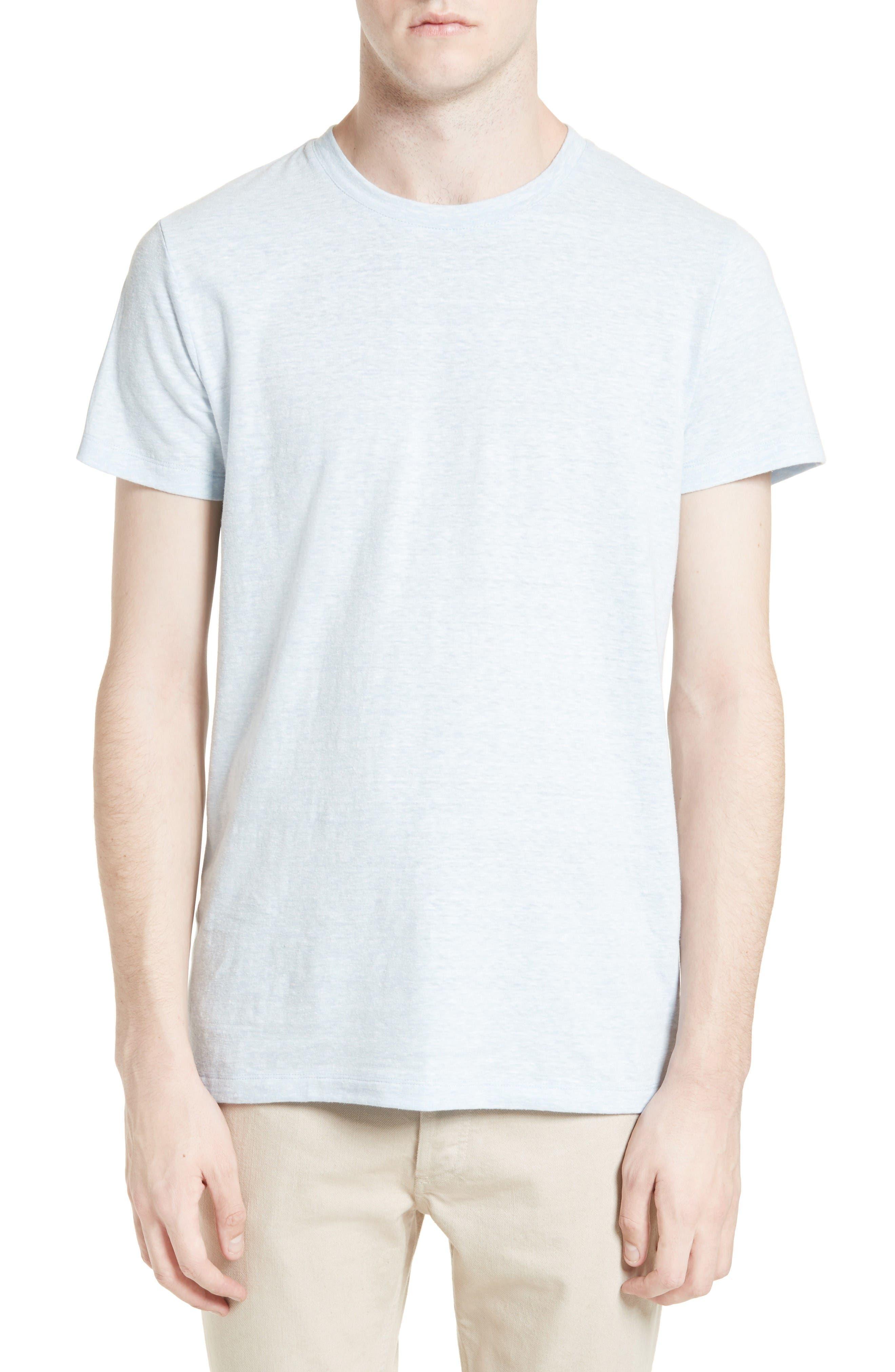 Jimmy T-Shirt,                         Main,                         color, Blue