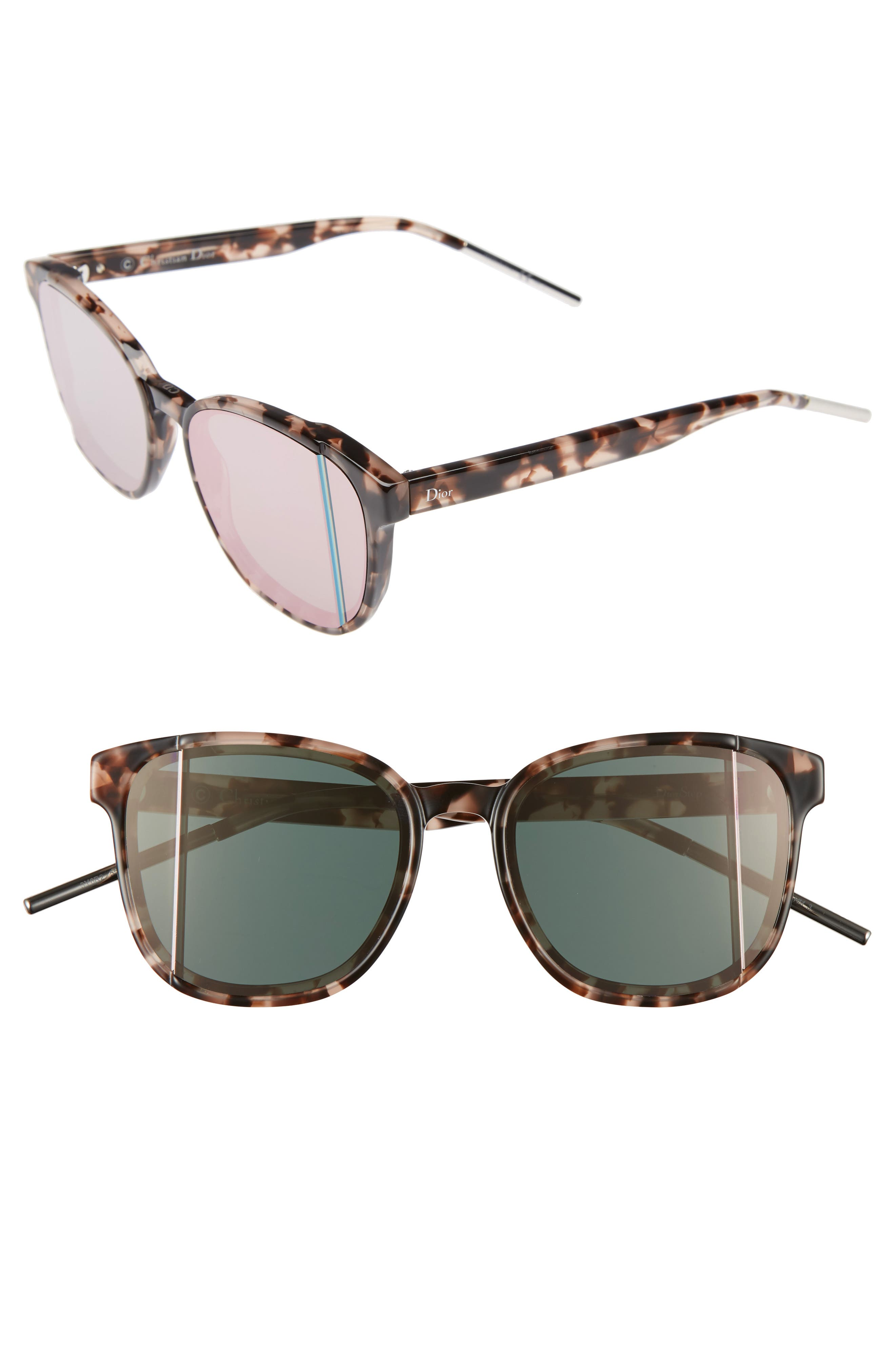 Dior Dior Steps 55mm Sunglasses