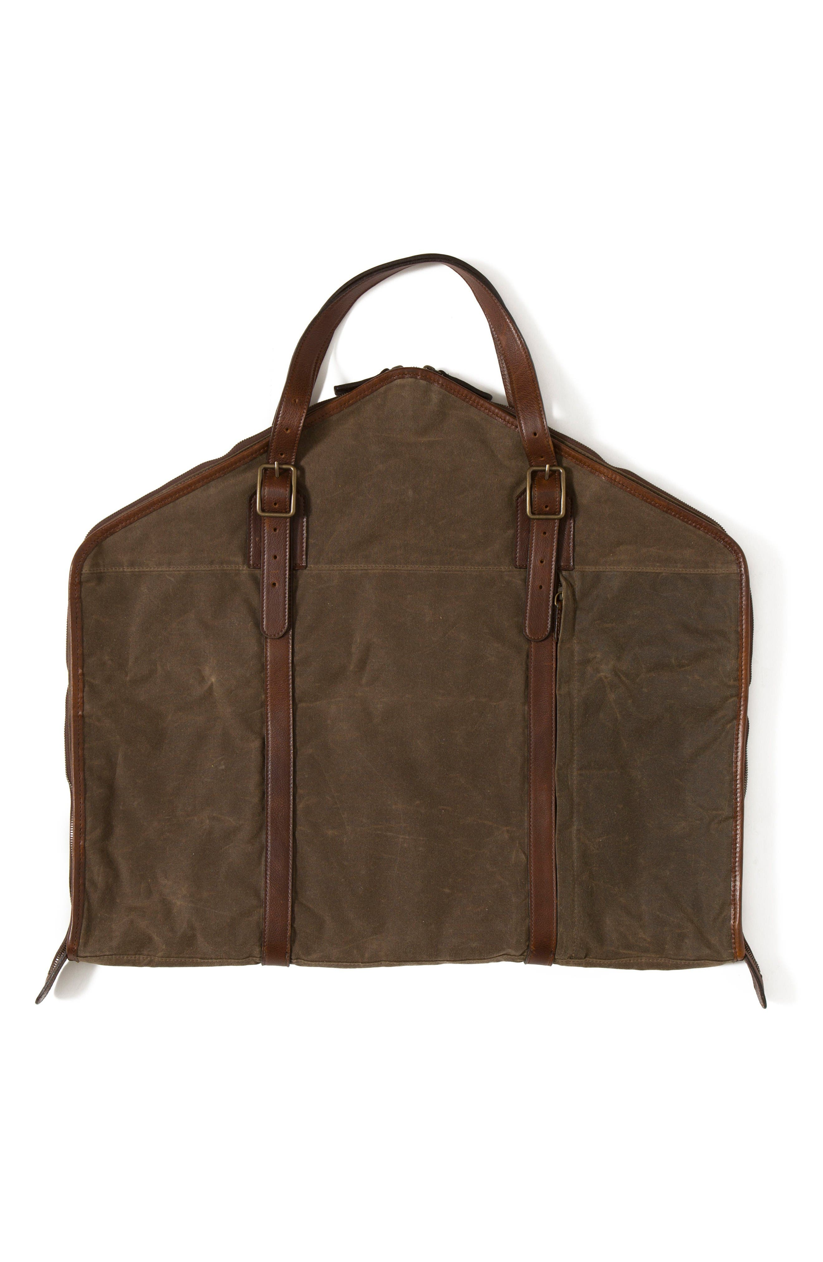 Moore & Giles Stanley Garment Bag