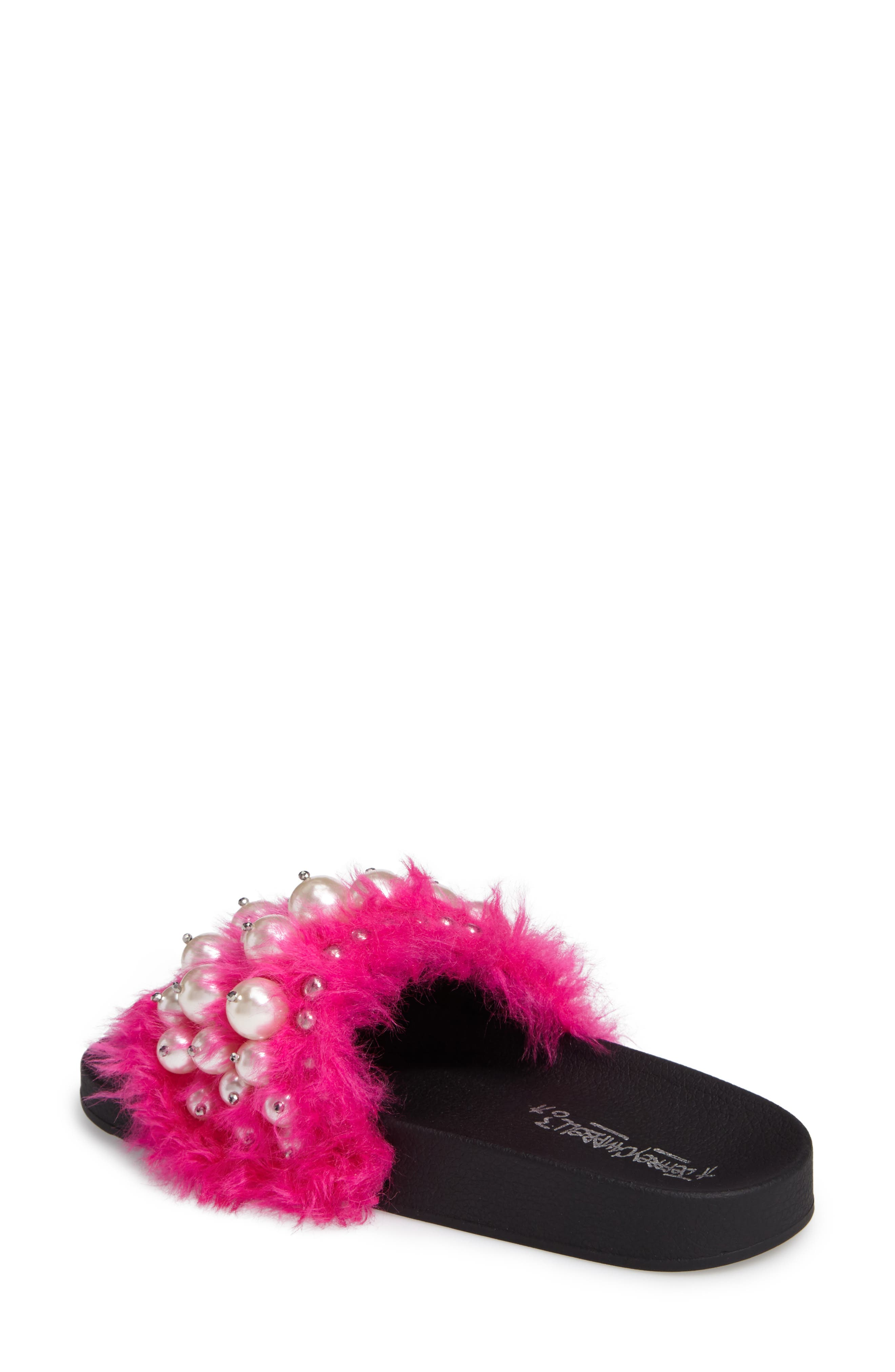 Alternate Image 2  - Jeffrey Campbell Jova Embellished Slide (Women)