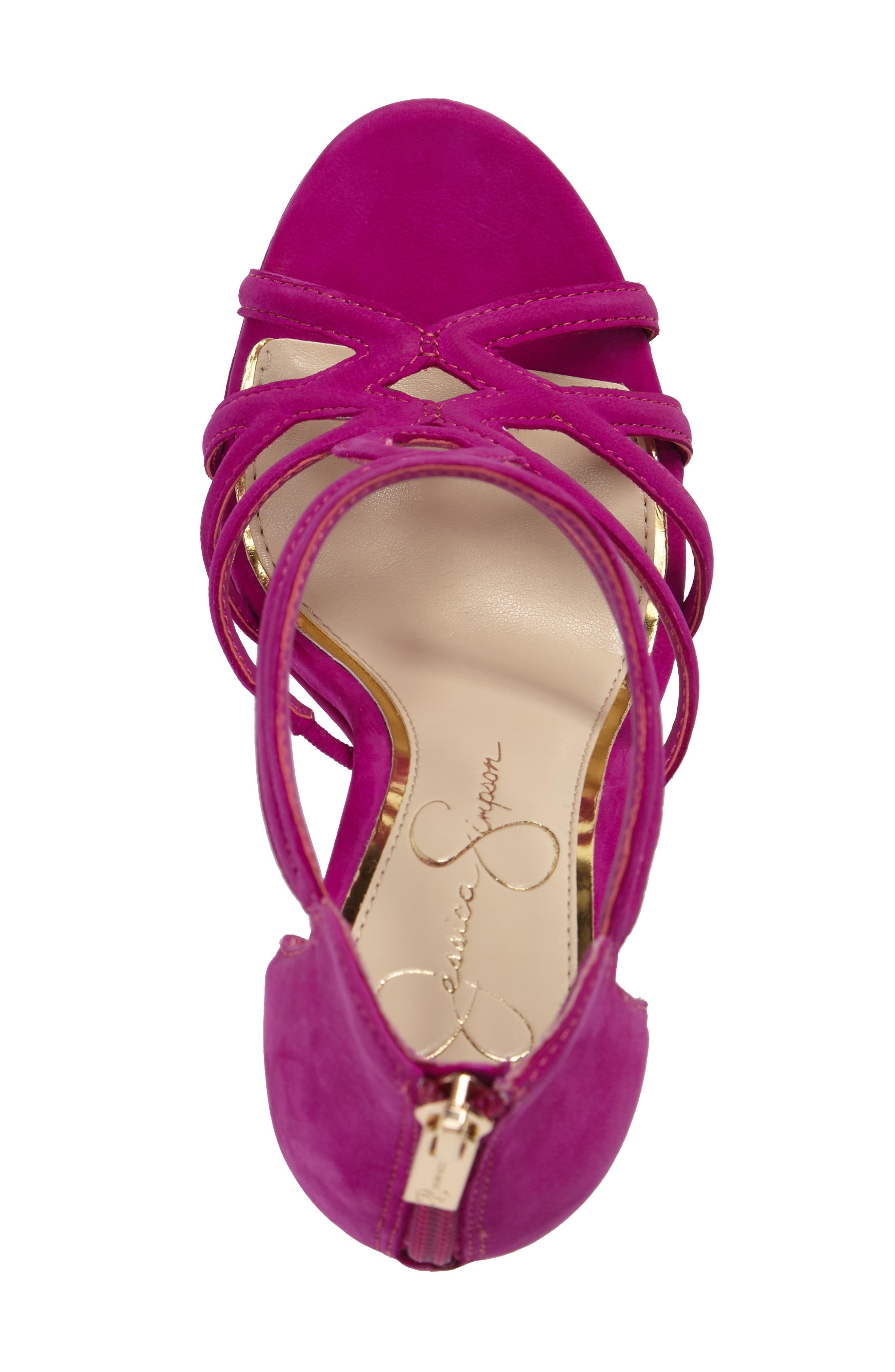 Alternate Image 5  - Jessica Simpson Rozmari Platform Sandal (Women)