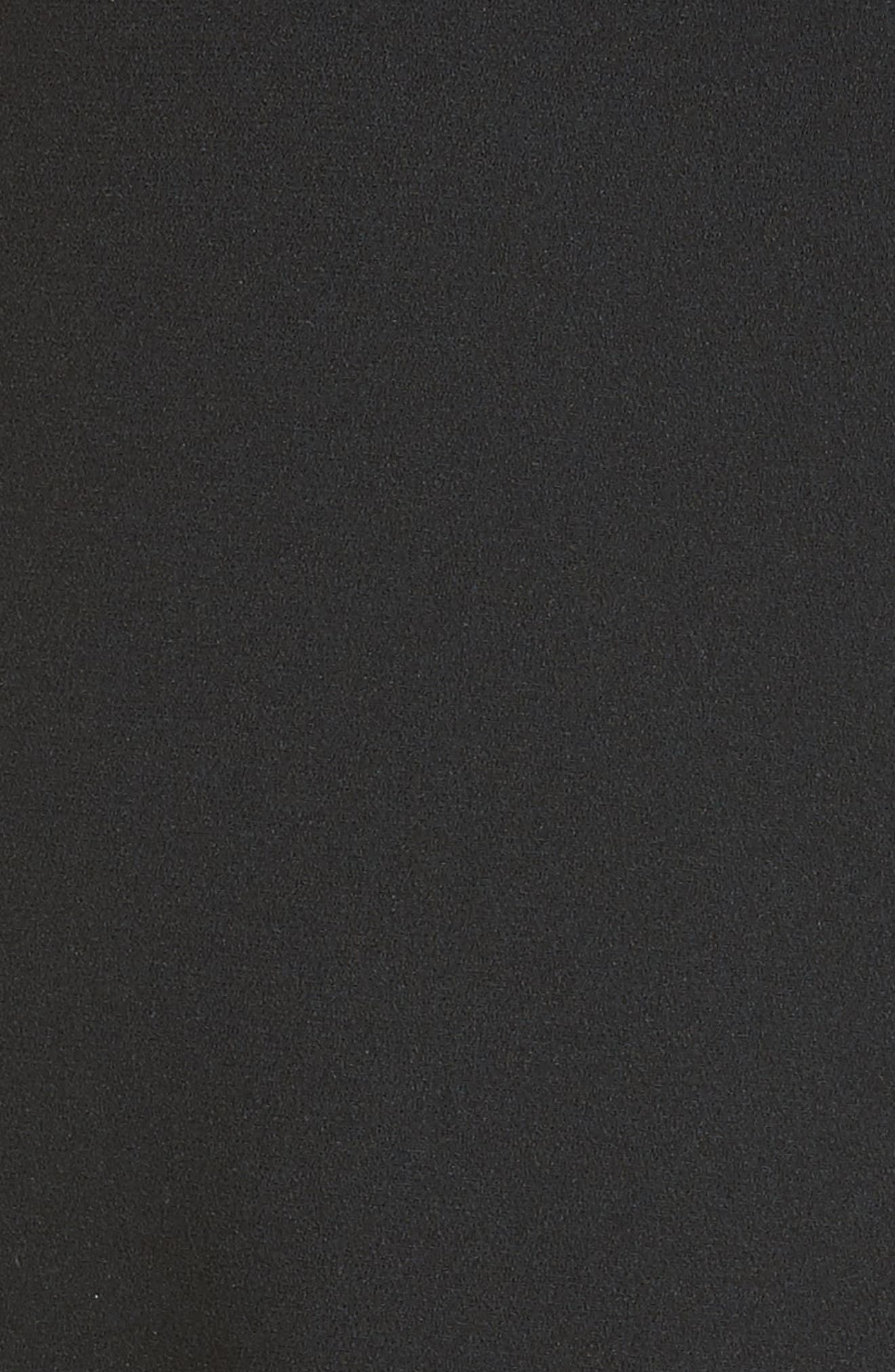 Alternate Image 5  - Tibi Off the Shoulder Crop Jumpsuit