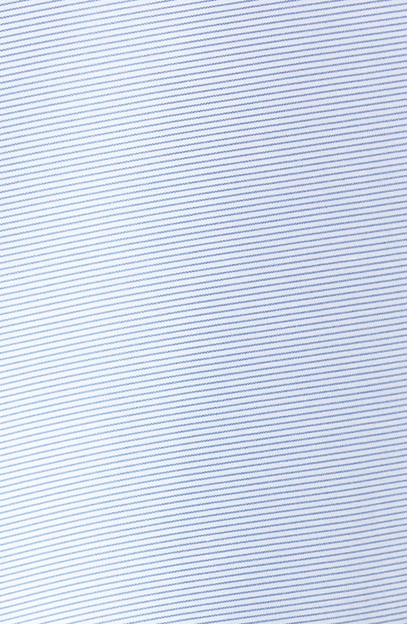 Alternate Image 6  - Chelsea28 Ruffle Midi Skirt