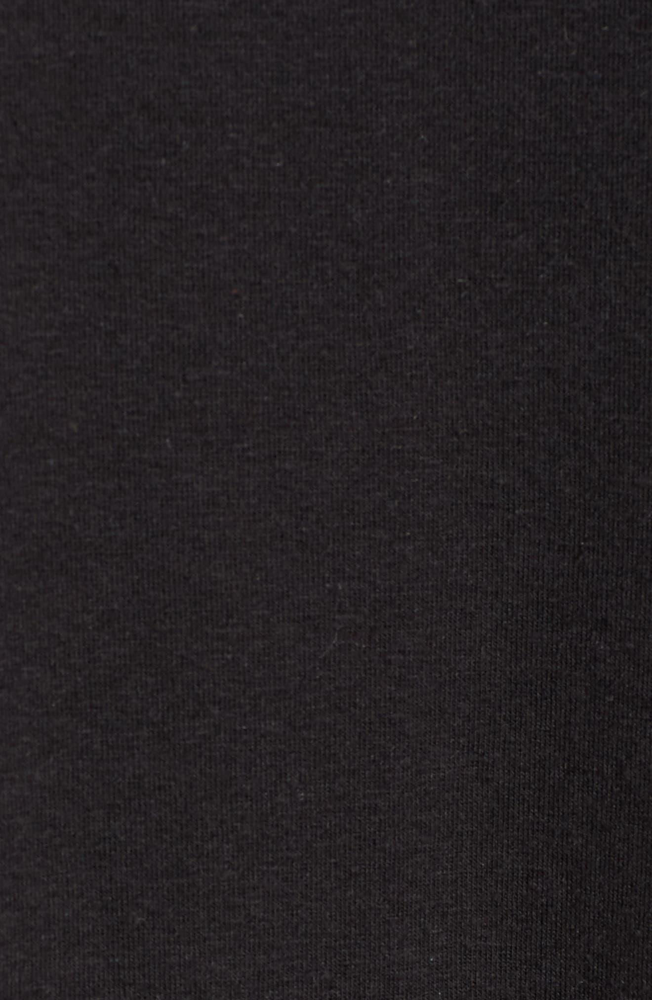 Alternate Image 5  - Caslon® Tiered Bell Sleeve Tee (Regular & Petite)