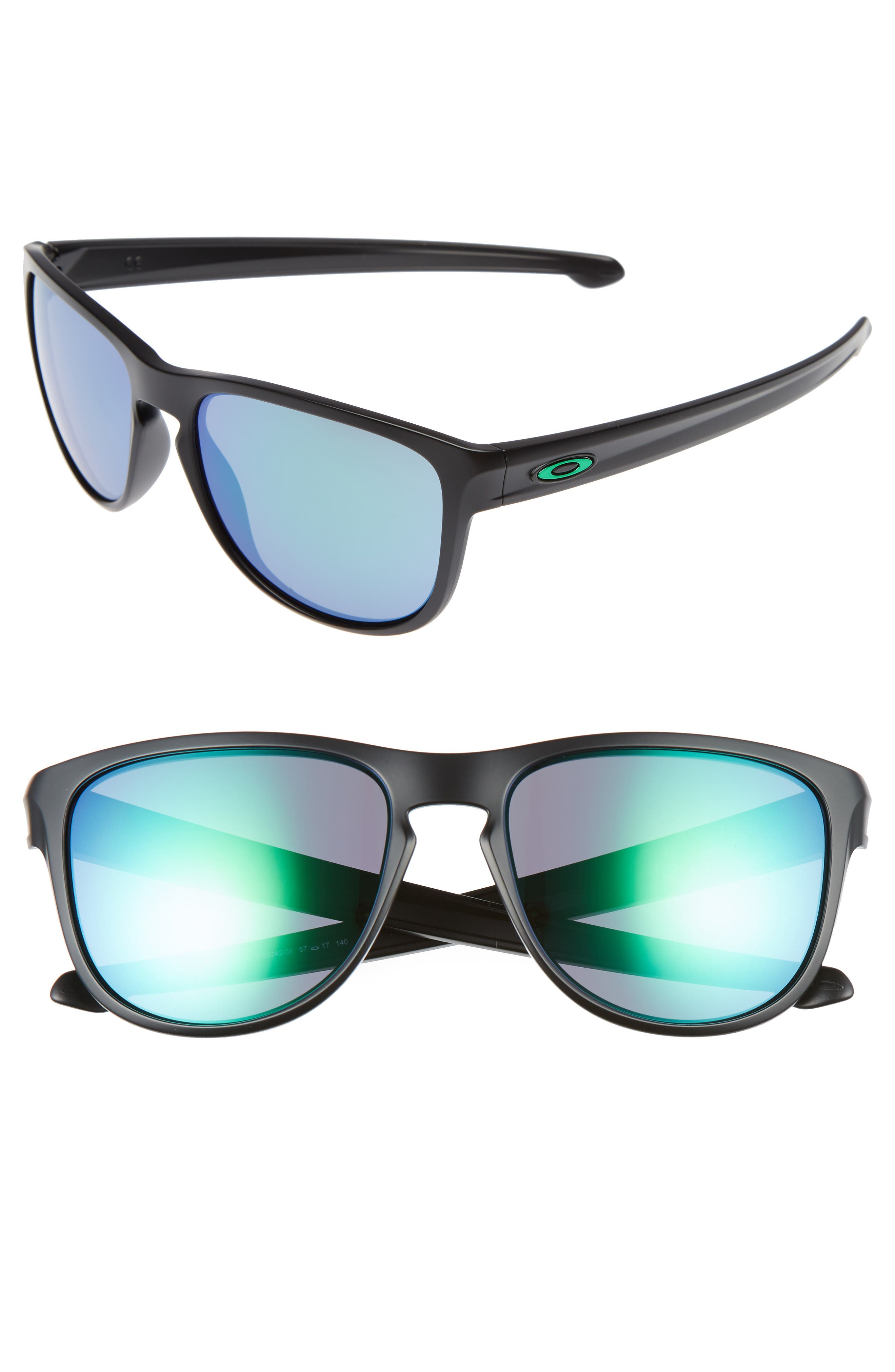 OAKLEY Sliver<sup>™</sup> 57mm Round Sunglasses