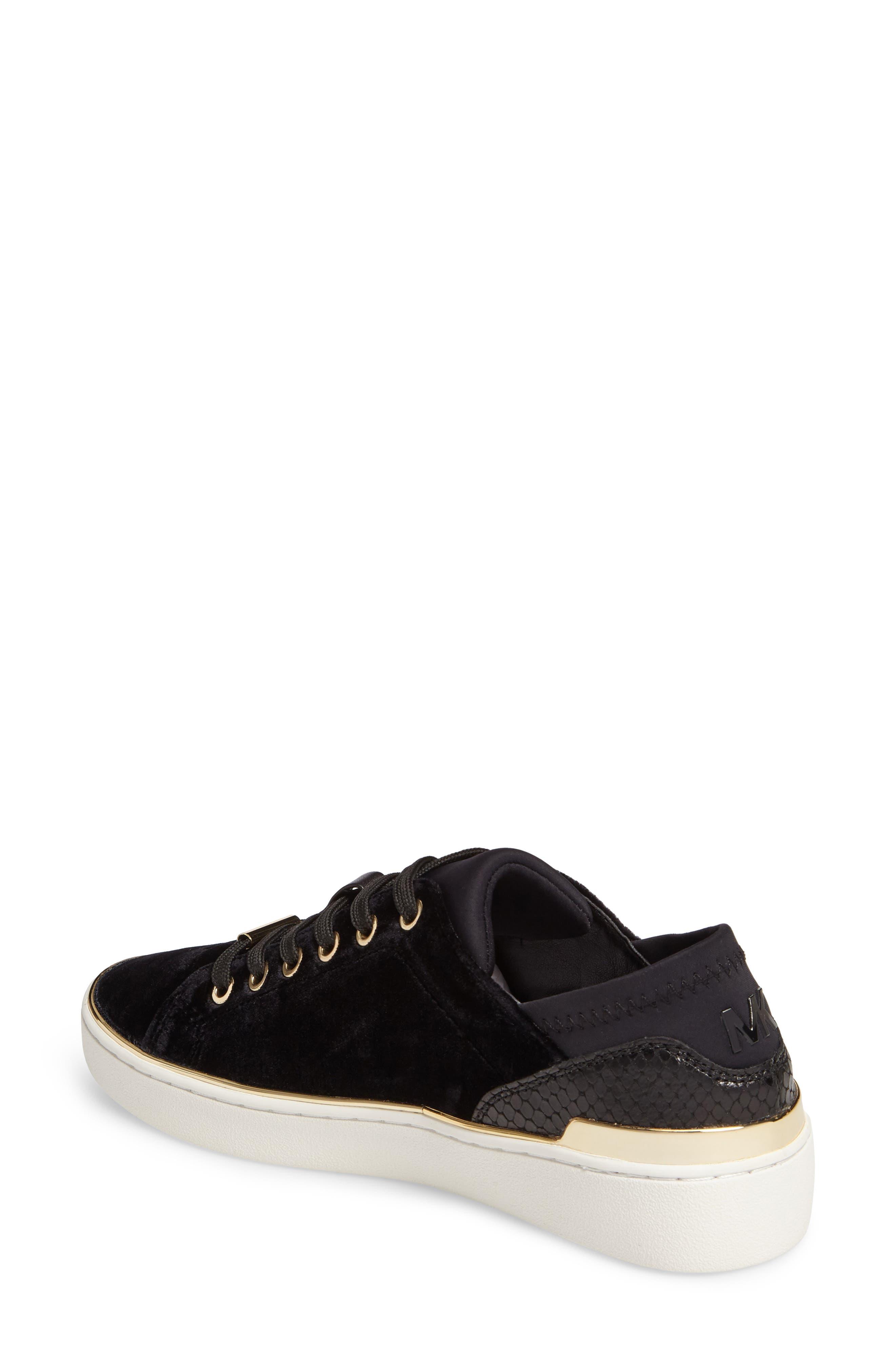 Scout Sneaker,                             Alternate thumbnail 2, color,                             Black