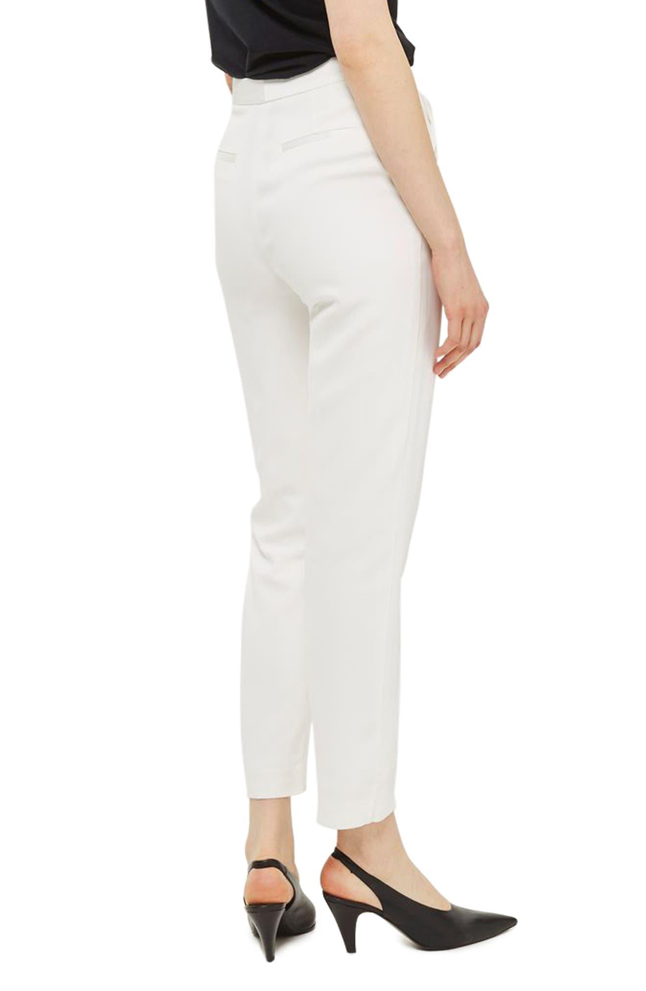 Alternate Image 3  - Topshop Tux Suit Trousers