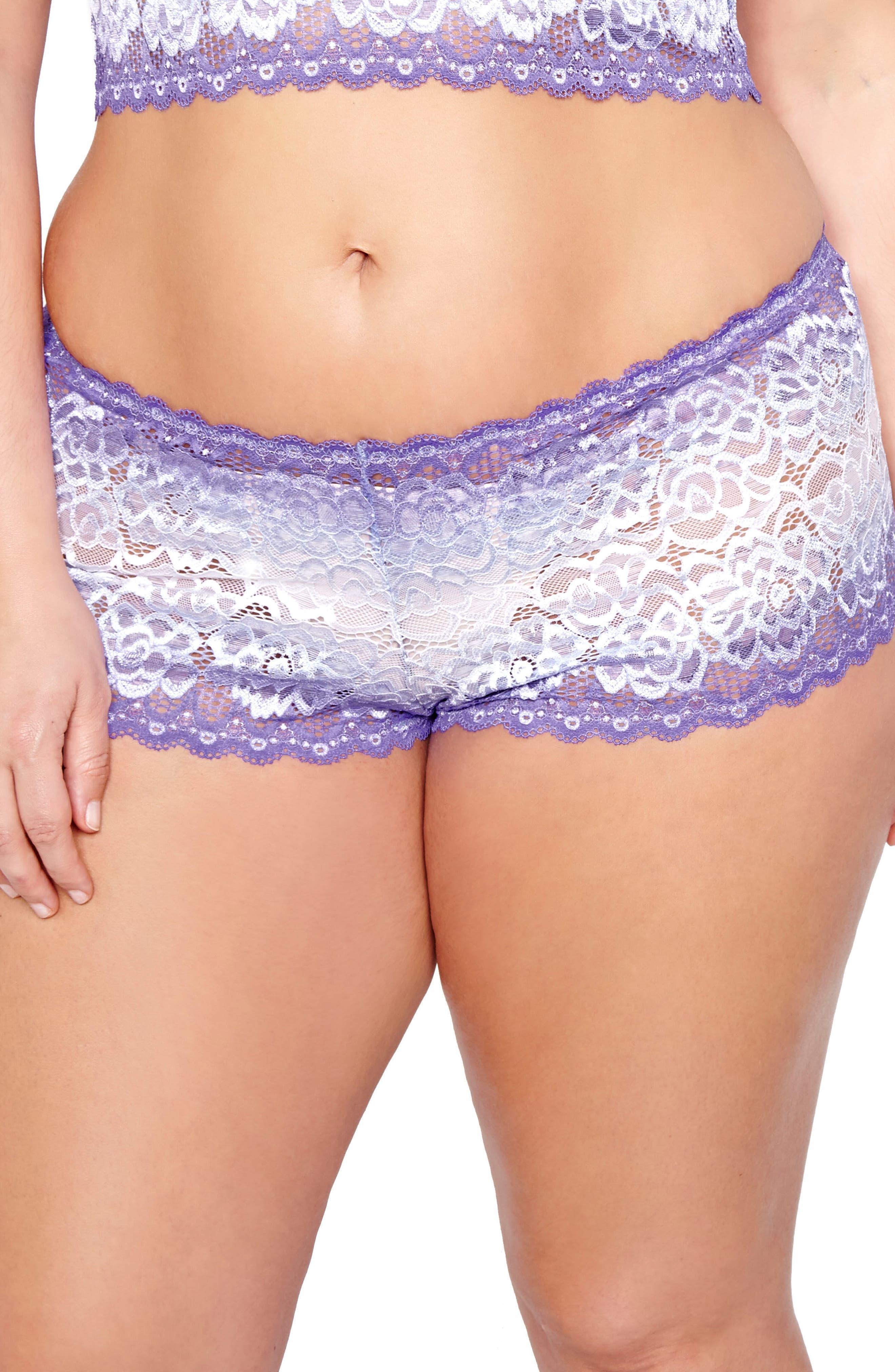 Déesse Lingerie by Addition Brazilian Panties (Plus Size)