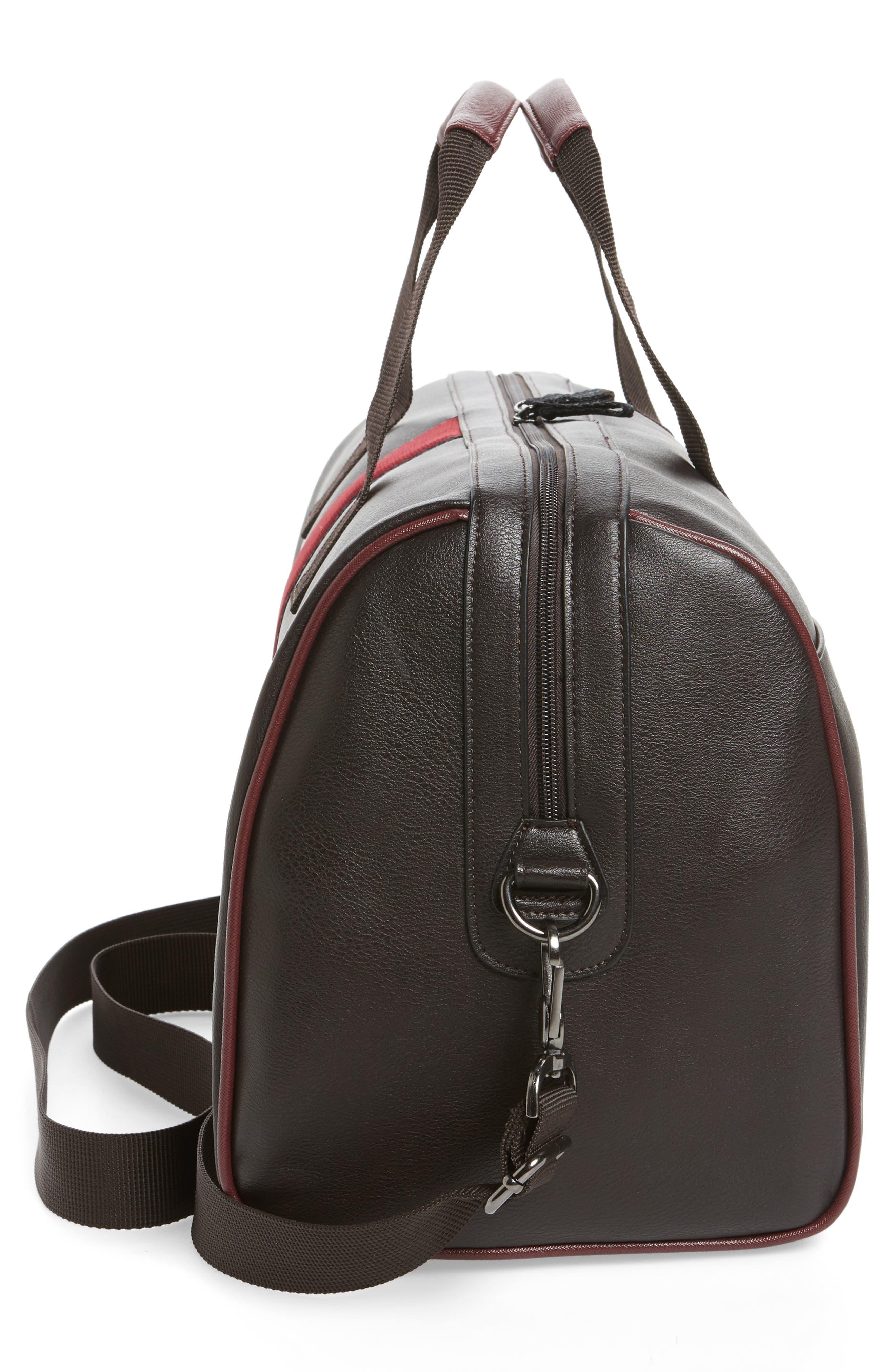 Alternate Image 5  - Ted Baker London Kray Duffel Bag