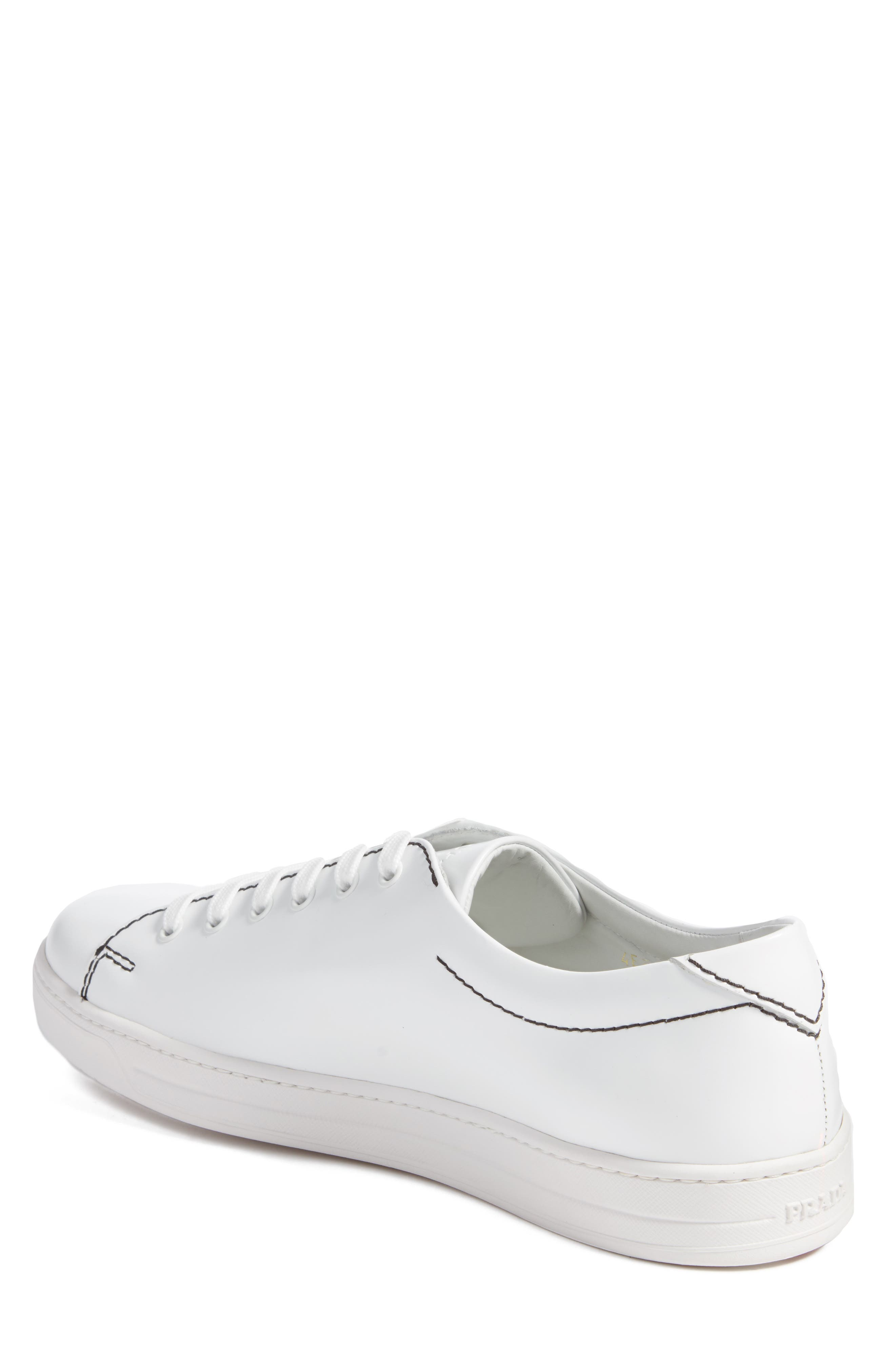 Alternate Image 2  - Prada Linea Rossa Low Top Sneaker (Men)