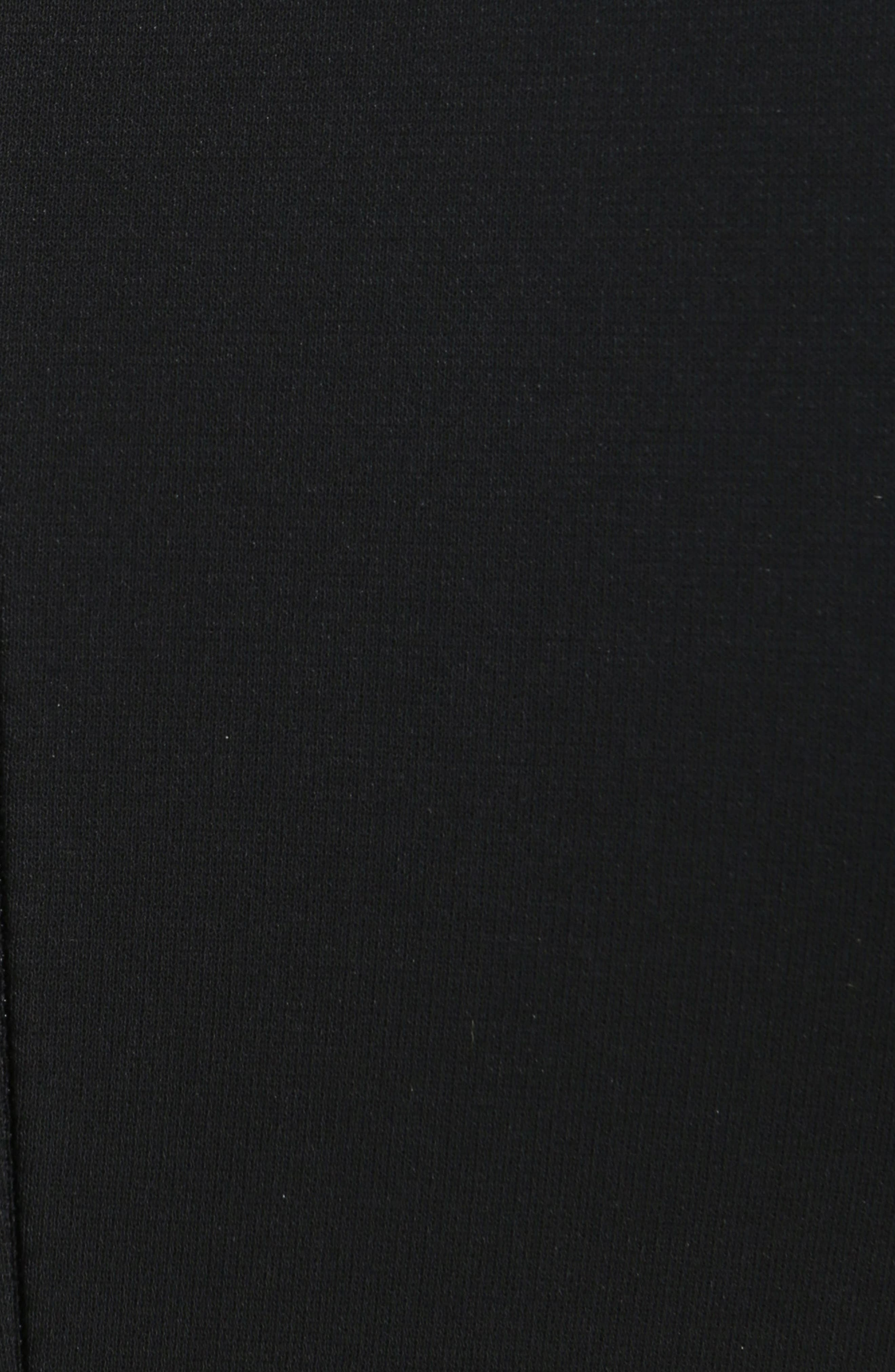 Alternate Image 3  - Givenchy Bicolor Ruffle Crepe Dress