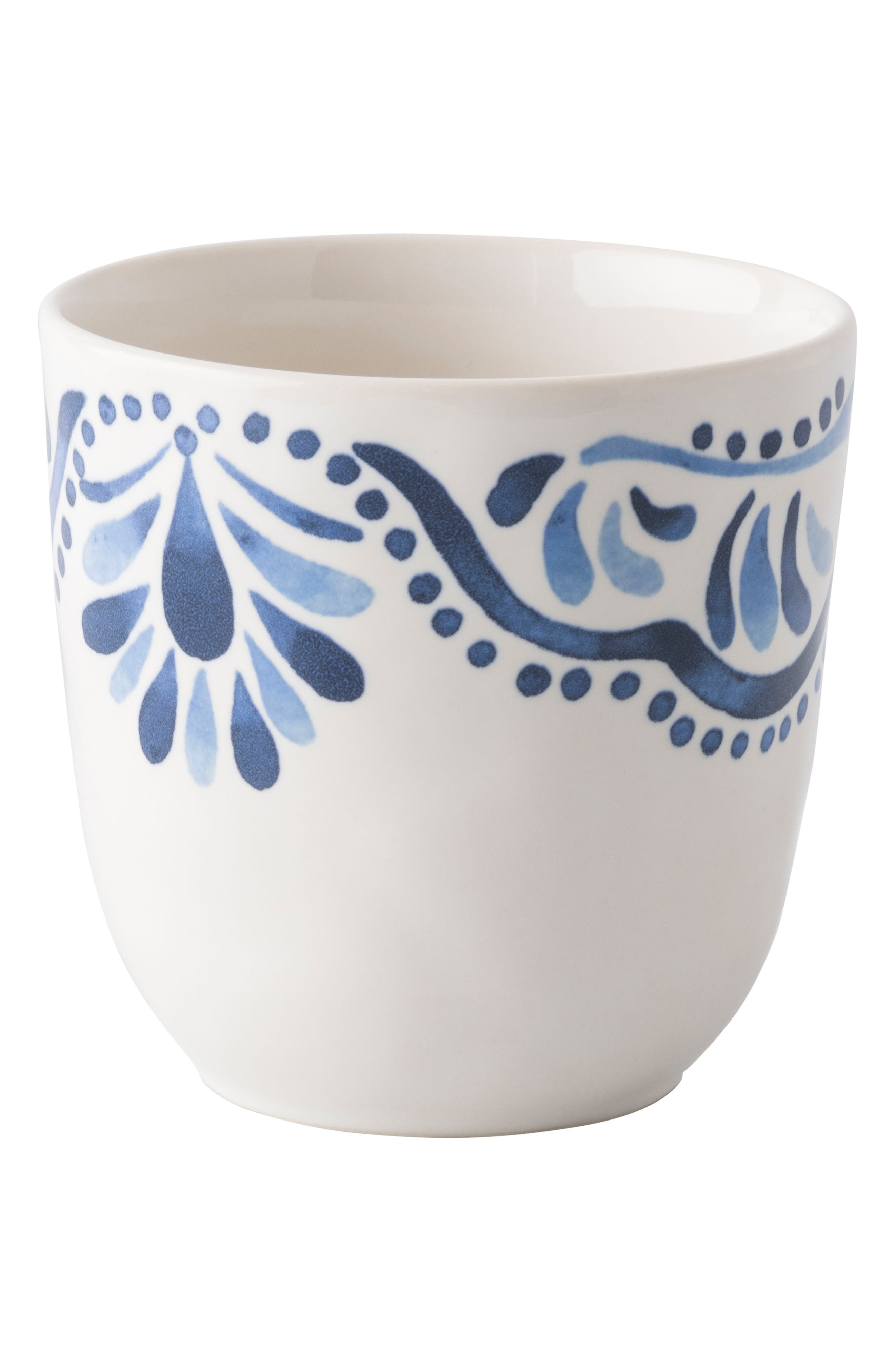 Main Image - Juliska Wanderlust Collection - Iberian Journey Ceramic Coffee/Tea Cup
