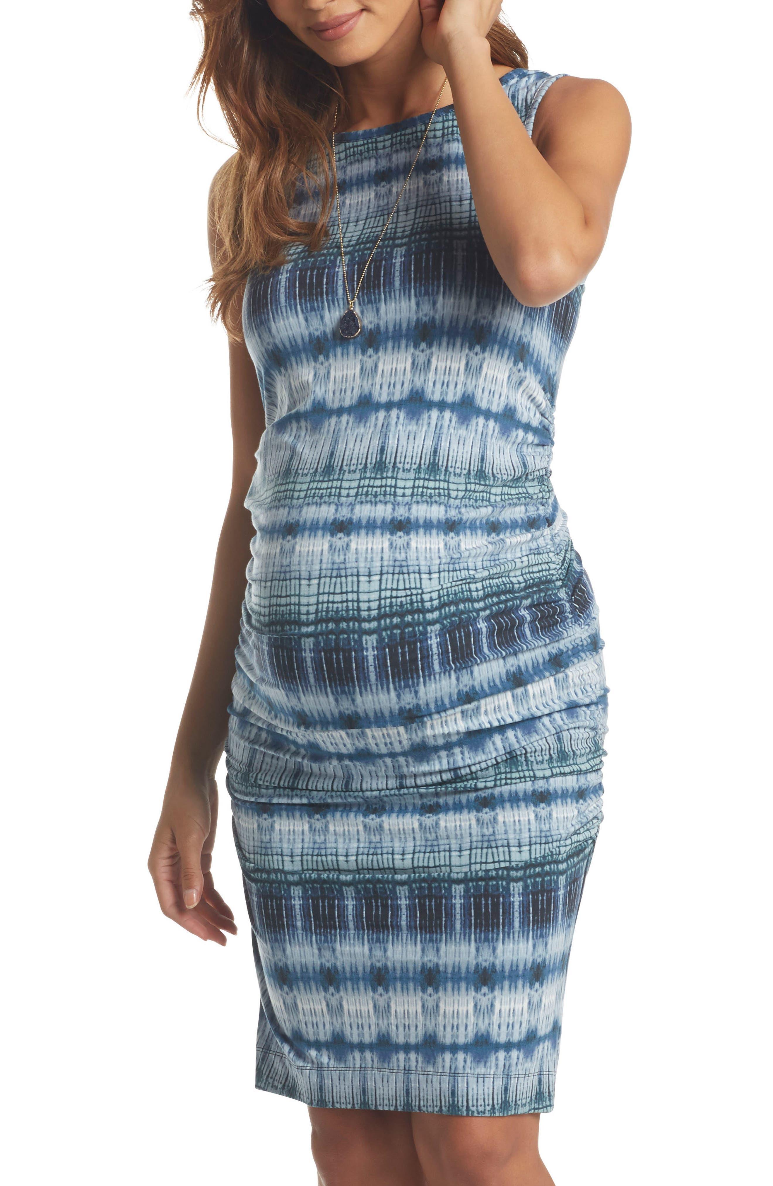 Alternate Image 1 Selected - Tart Maternity 'Presley' Tank Dress
