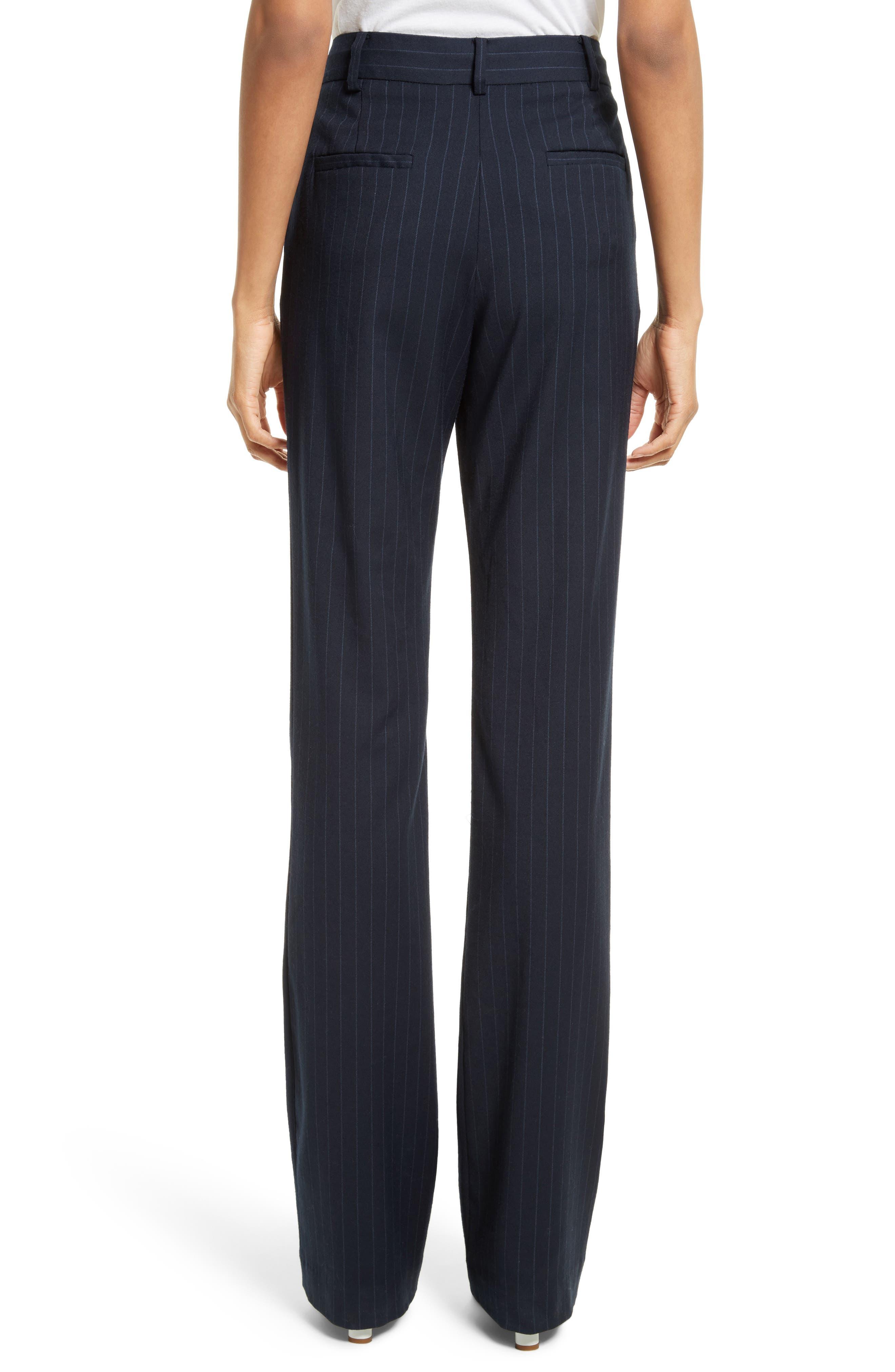 Alternate Image 3  - Tibi Delmont Bootcut Pants