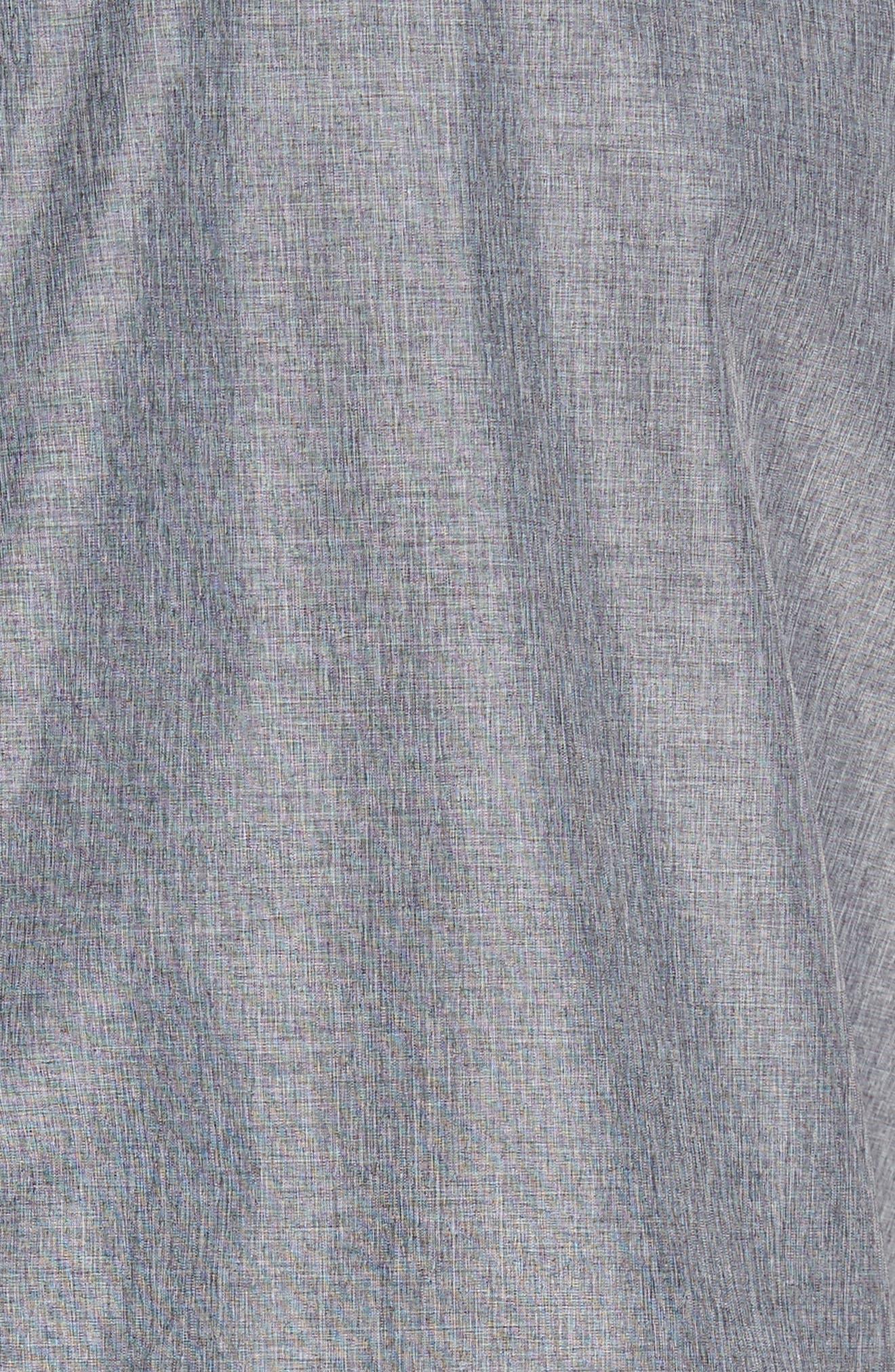 Alternate Image 5  - Zachary Prell Aronia Snap Front Jacket