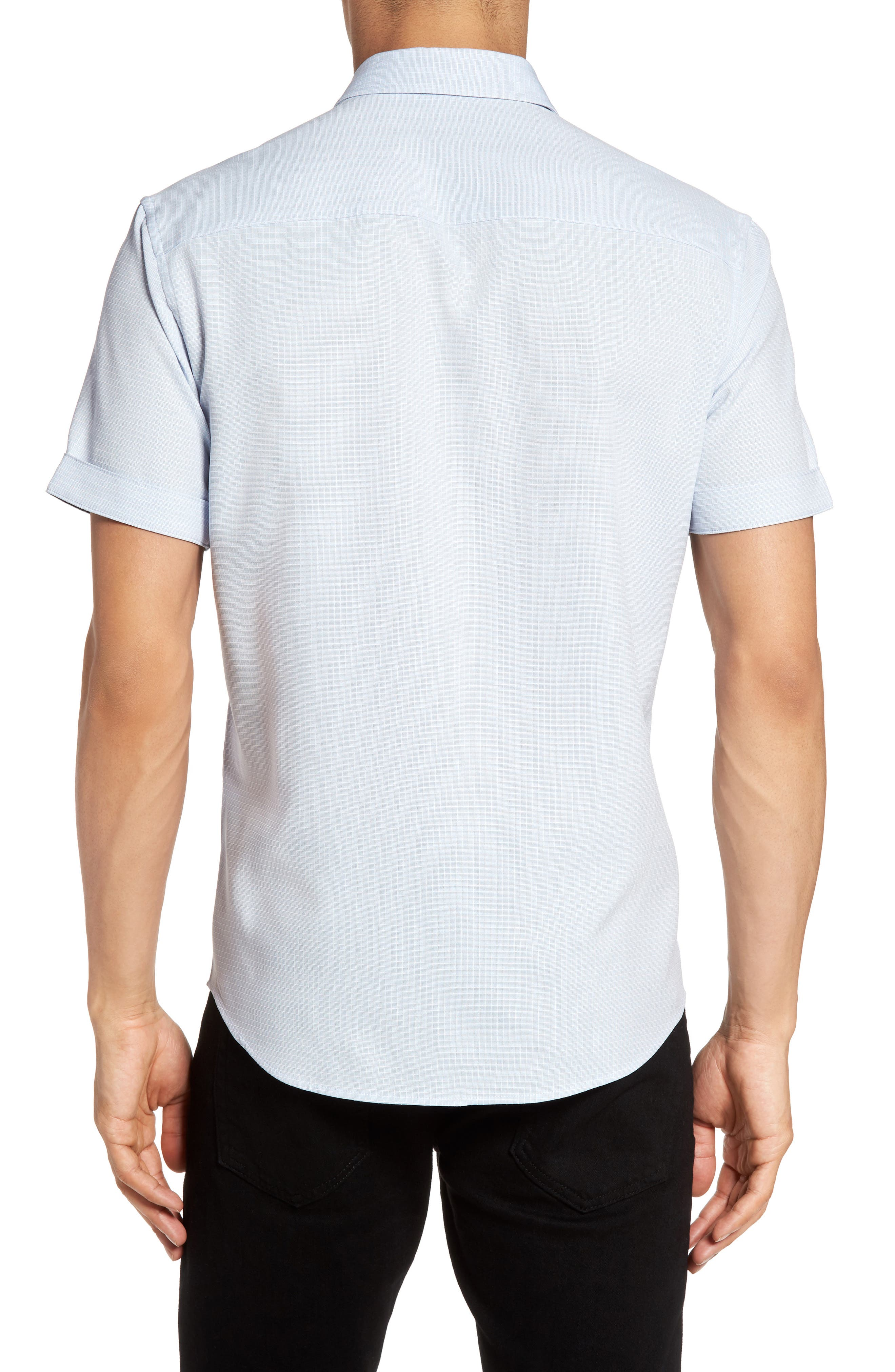 Alternate Image 2  - Vince Camuto Check Sport Shirt