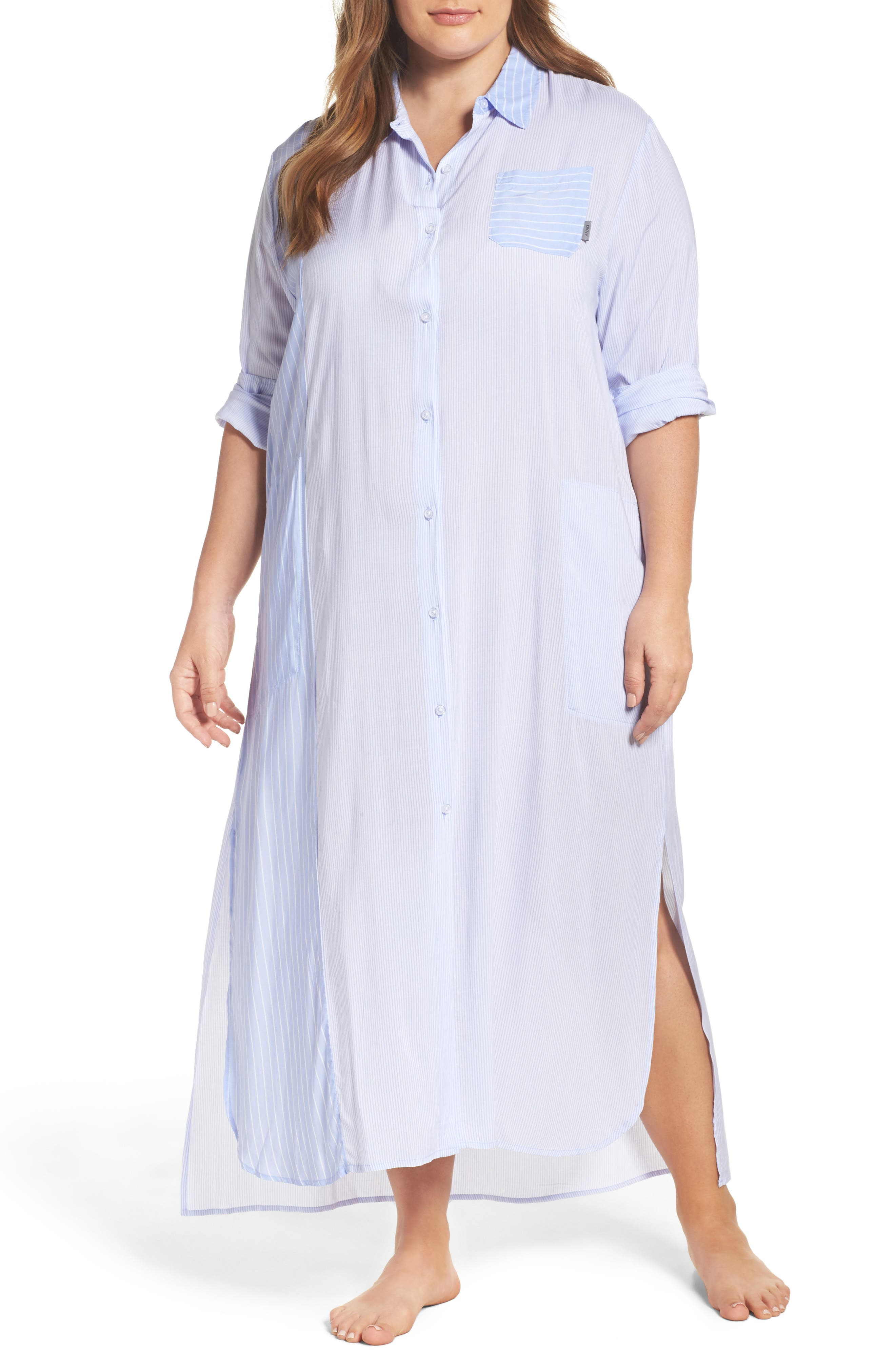 DKNY Nightgown (Plus Size)