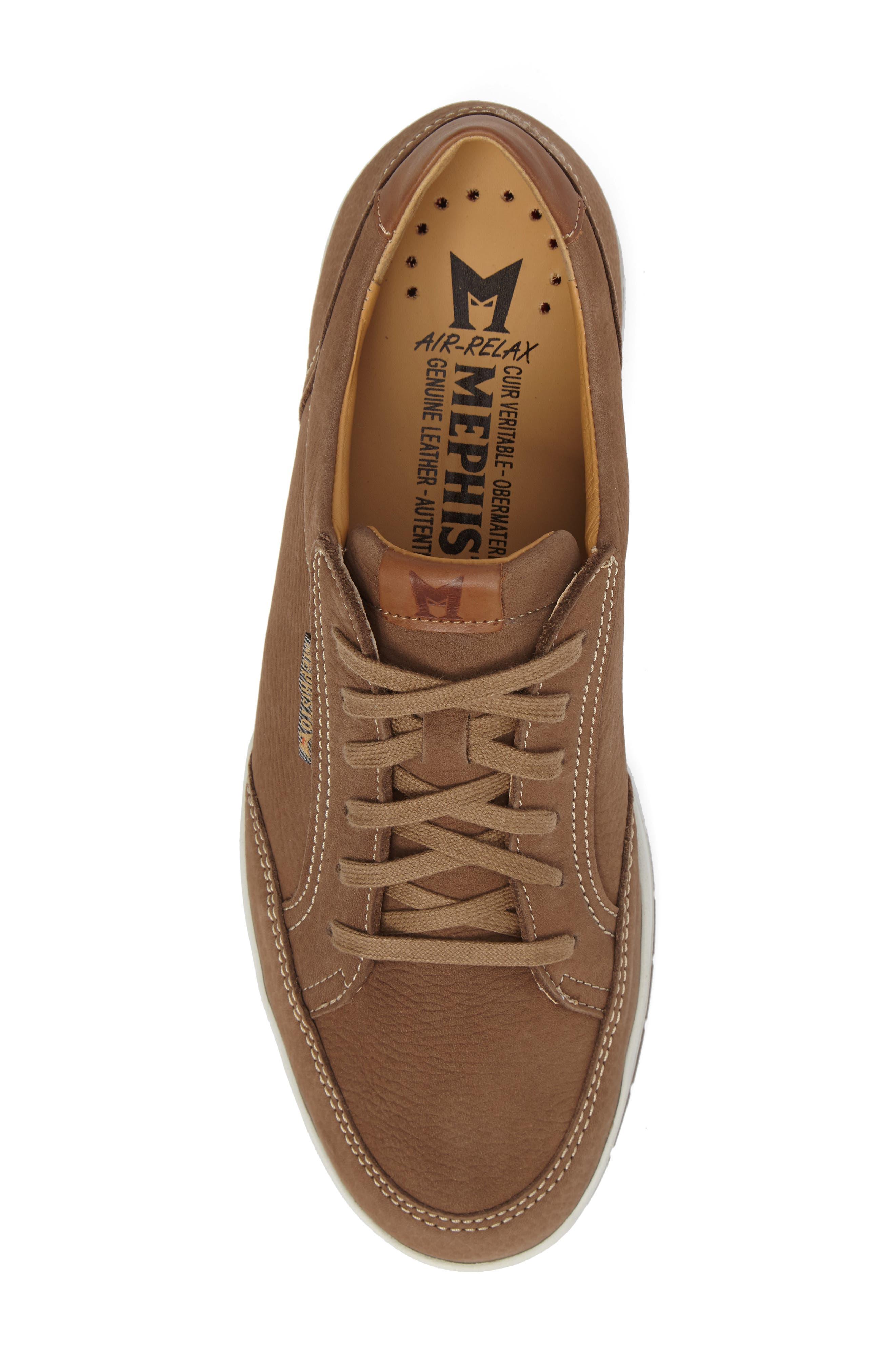 Alternate Image 5  - Mephisto 'Ludo' Sneaker (Men)