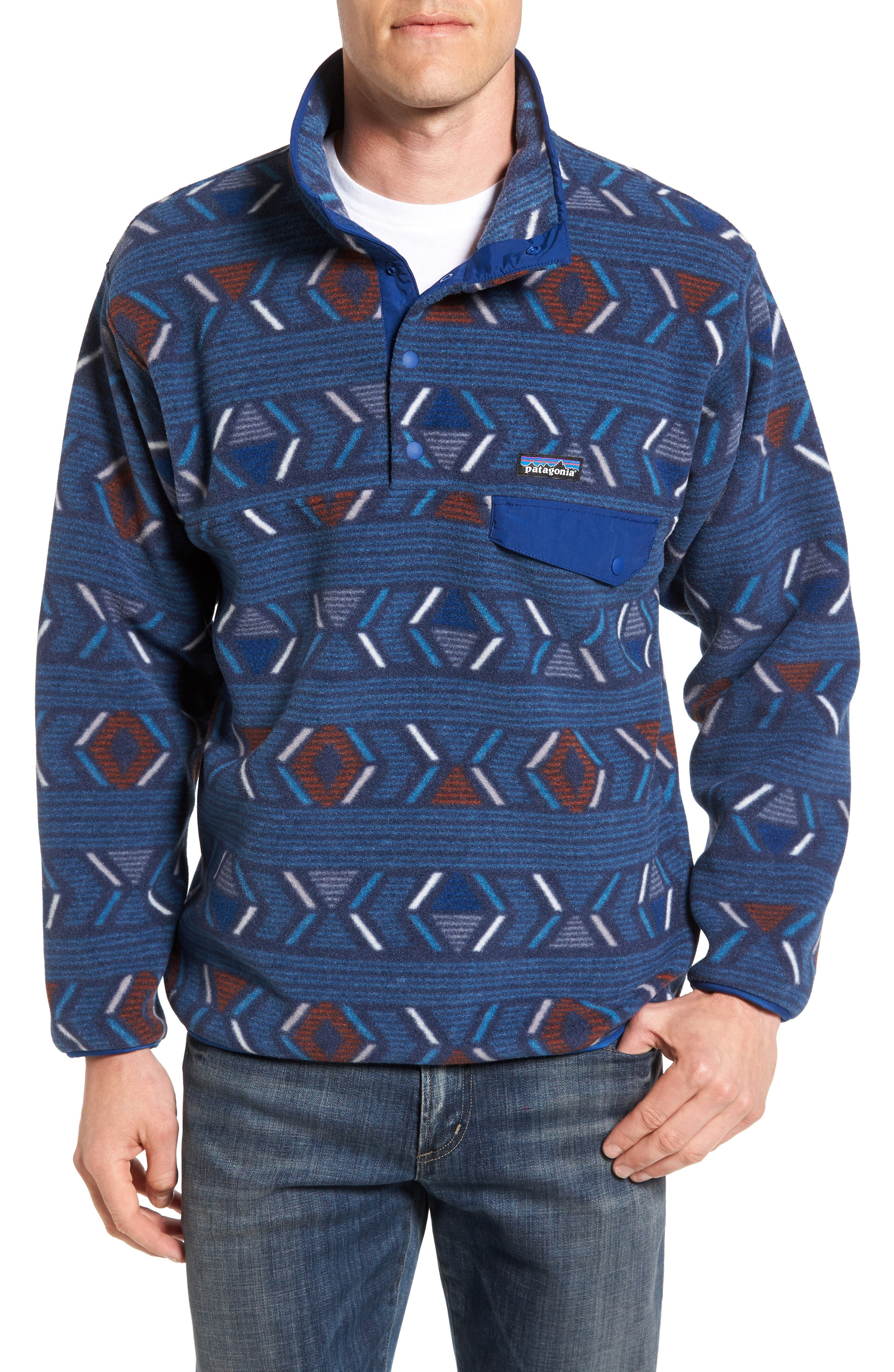 PATAGONIA Synchilla<sup>®</sup> Snap-T Pullover