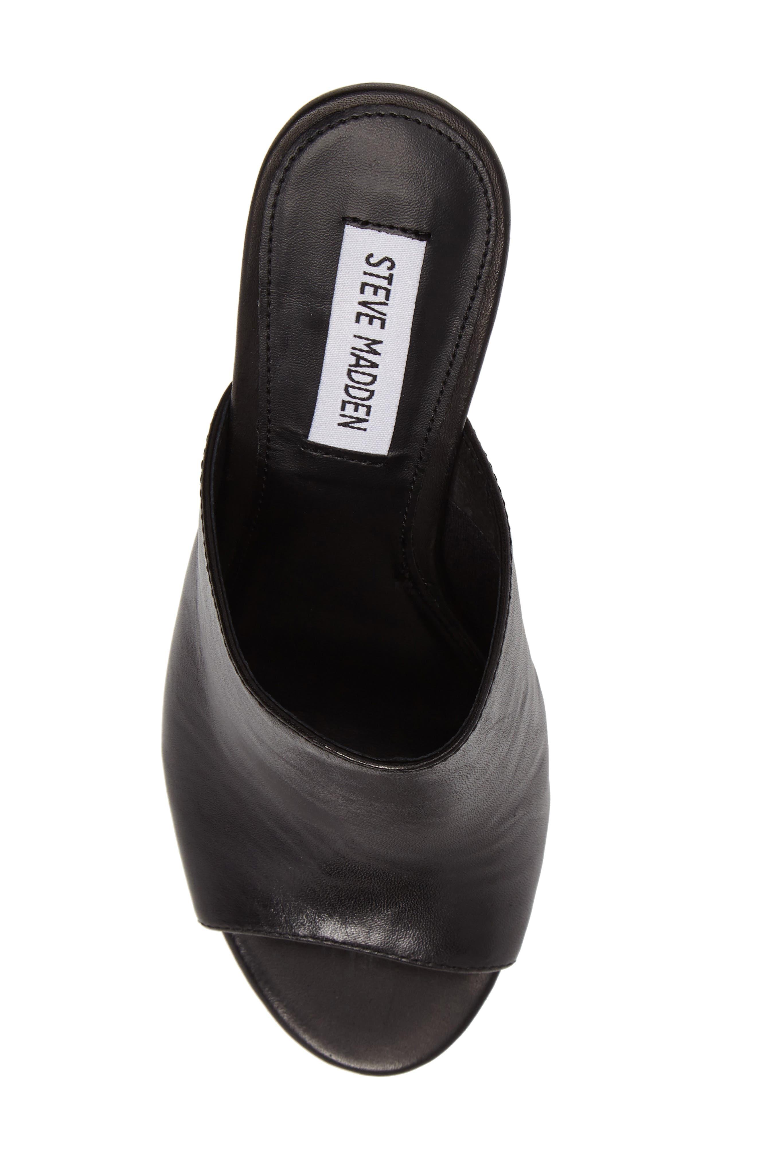Alternate Image 5  - Steve Madden Classics Mule Sandal (Women)
