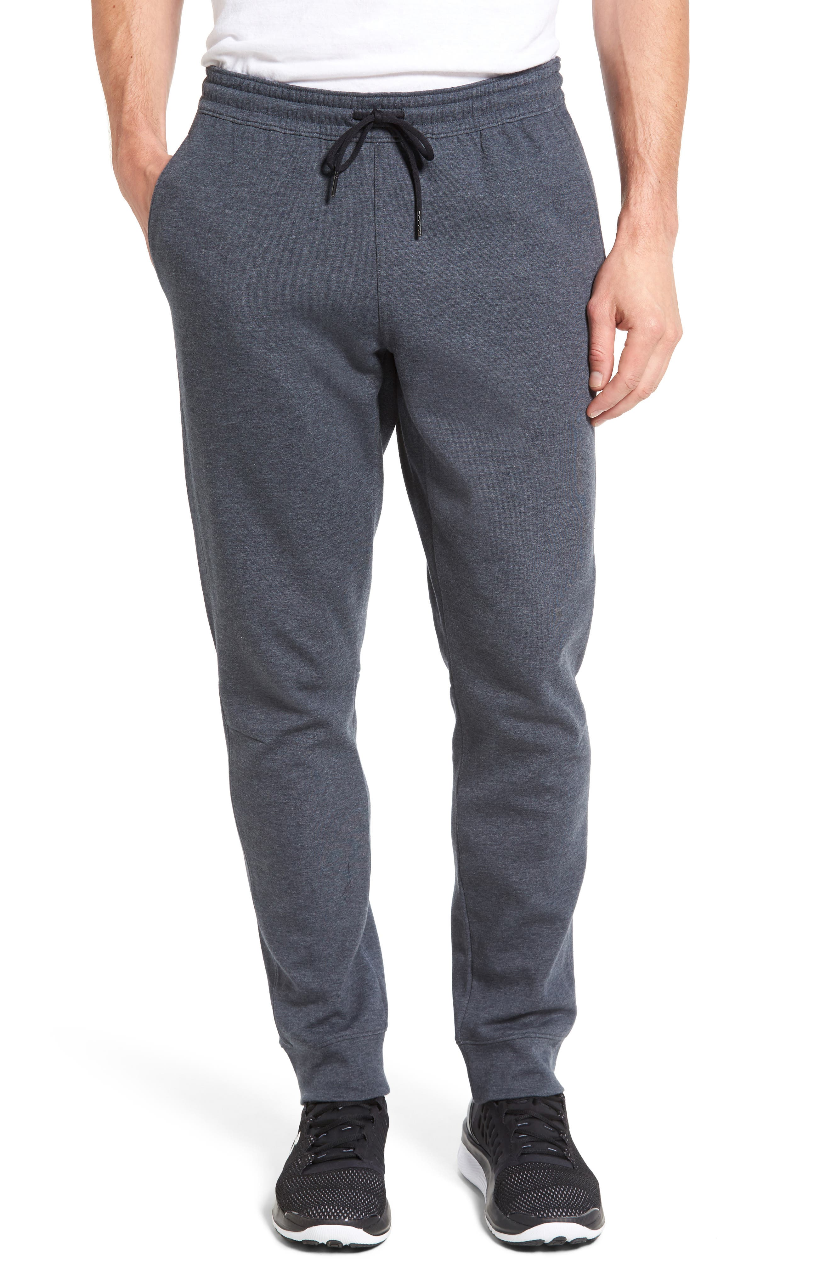 Alternate Image 1 Selected - Zella Knit Jogger Pants