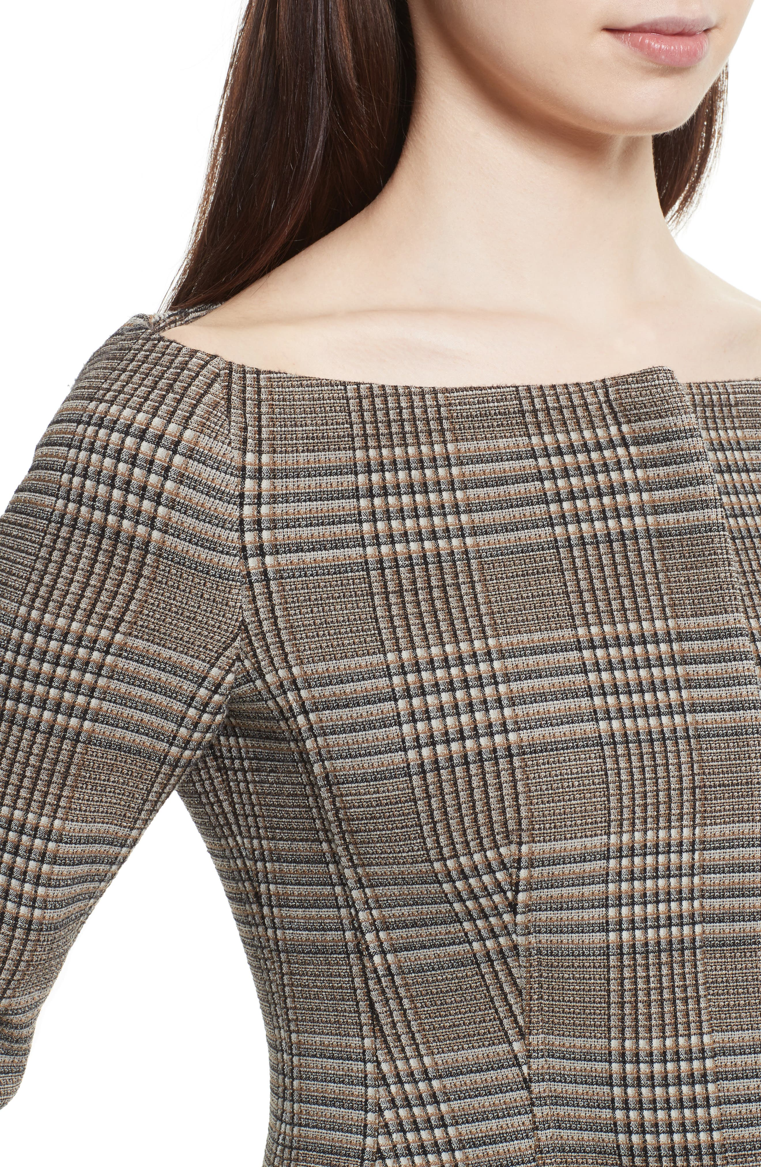 Alternate Image 4  - Theory Hadfield Off the Shoulder Stretch Wool Jacket