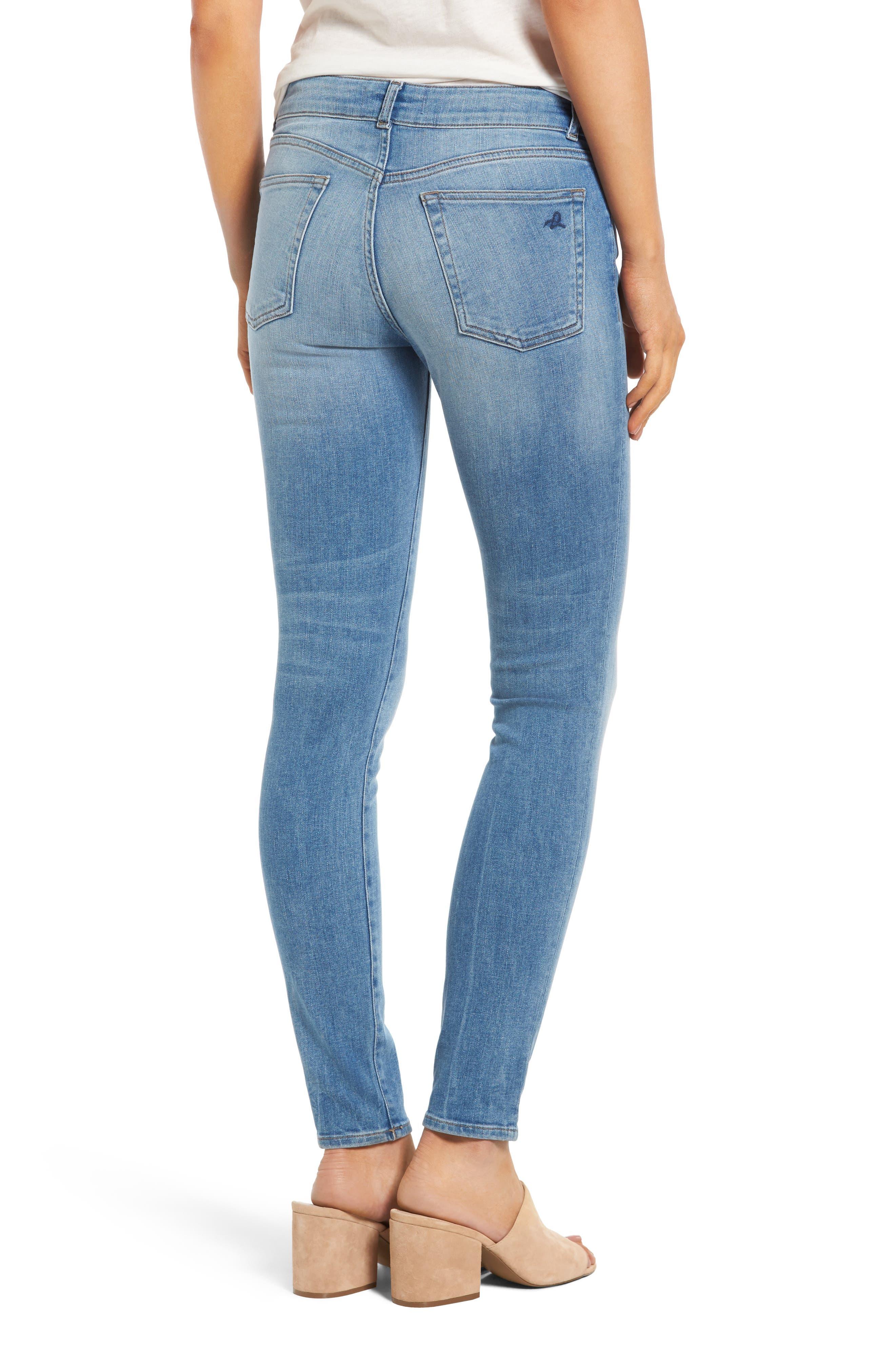 Alternate Image 2  - DL1961 Florence Instasculpt Skinny Jeans (Atwood)