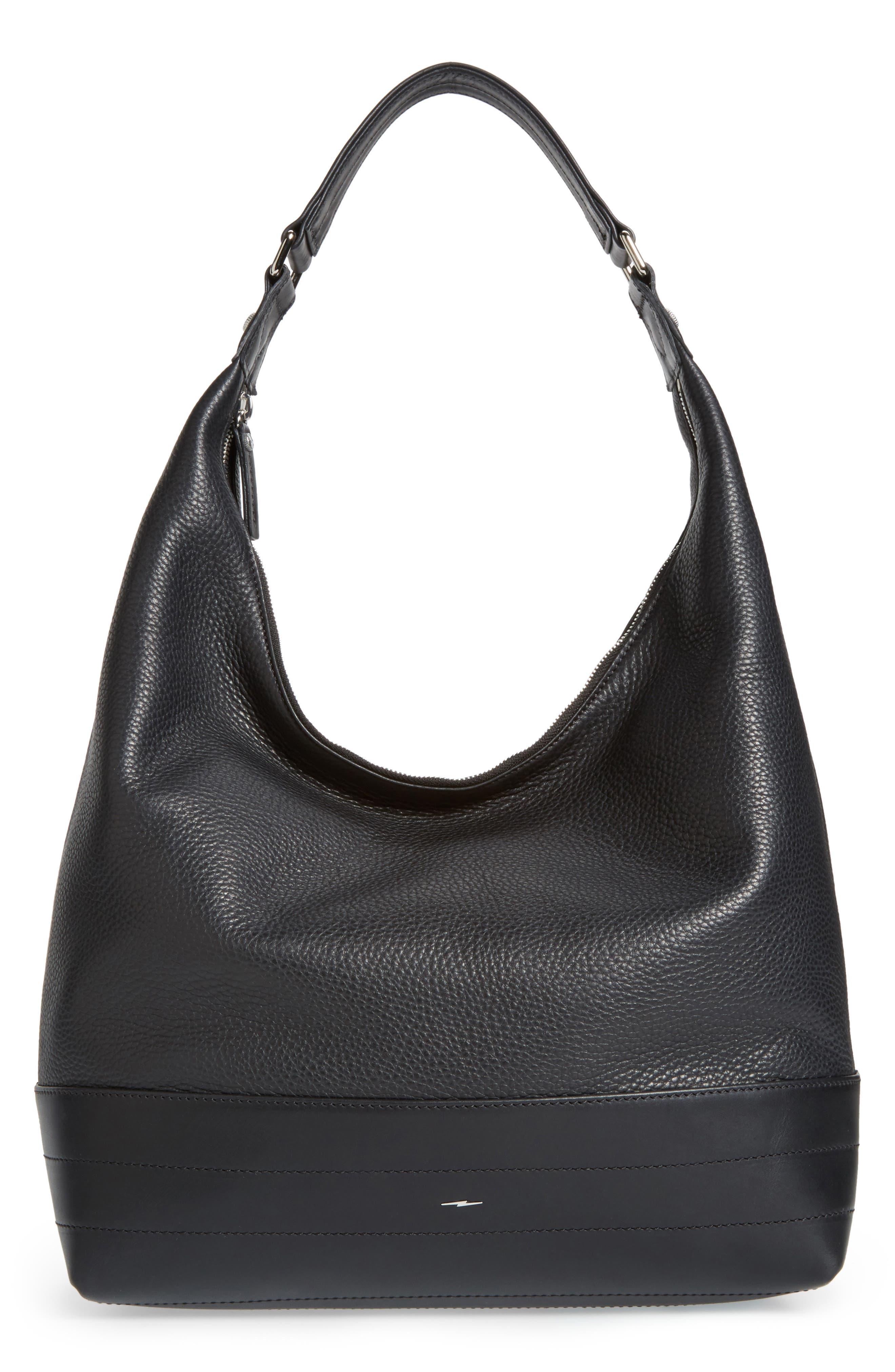 SHINOLA Leather Hobo