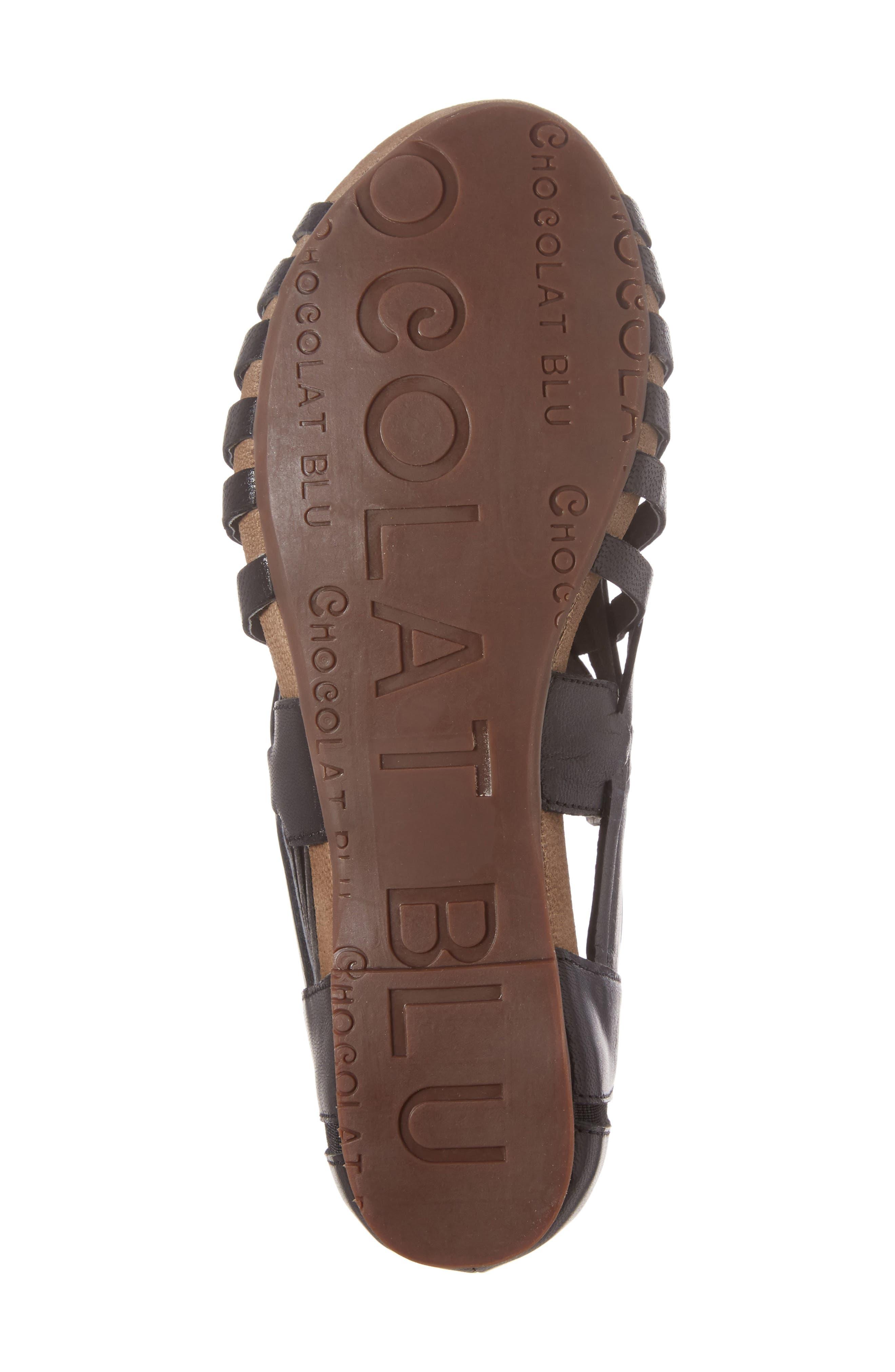 Alternate Image 6  - Chocolat Blu Viva Sandal (Women)
