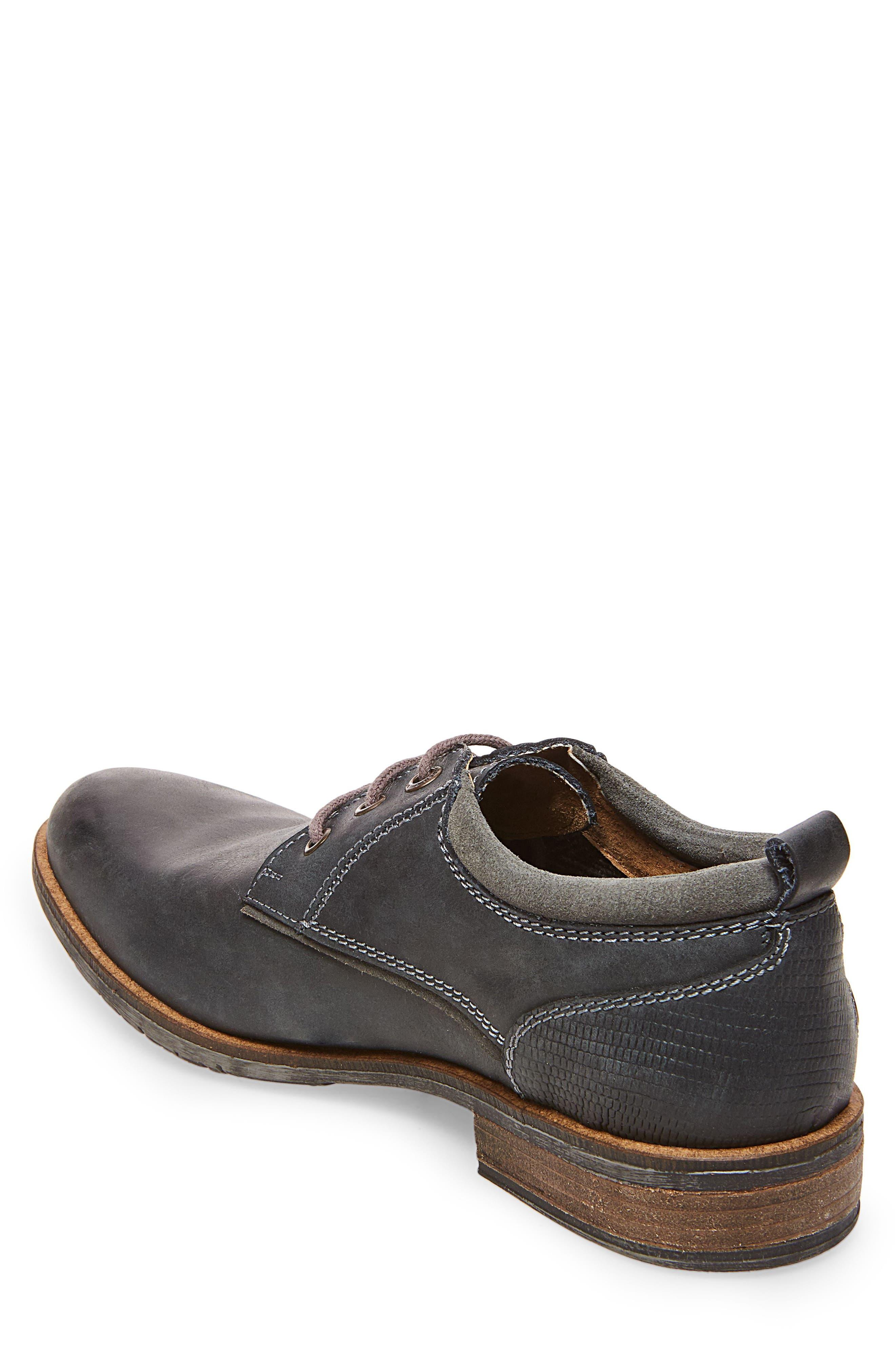 Narrate Plain Toe Derby,                             Alternate thumbnail 2, color,                             Black