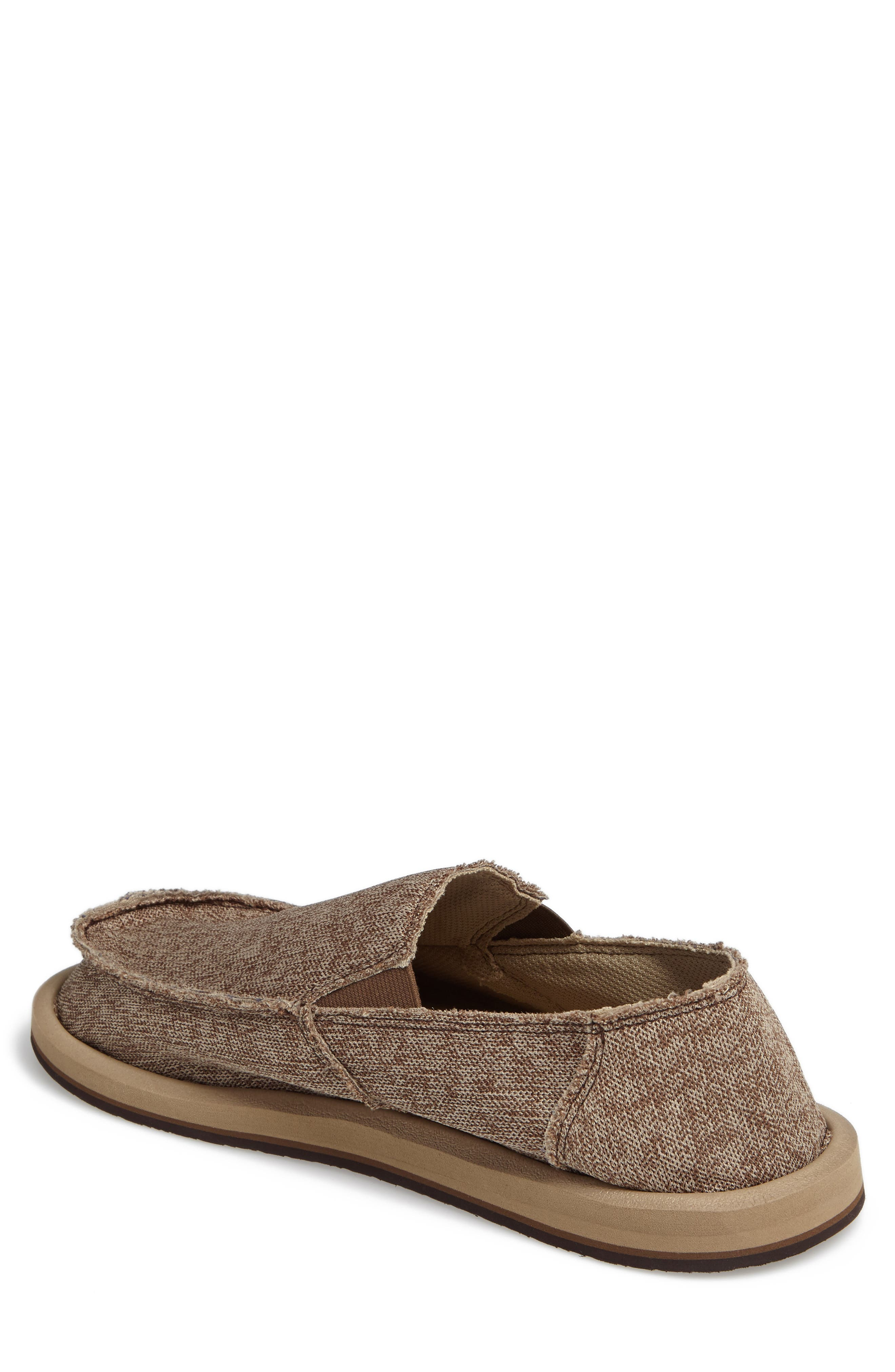 Slip-On,                             Alternate thumbnail 2, color,                             Brown