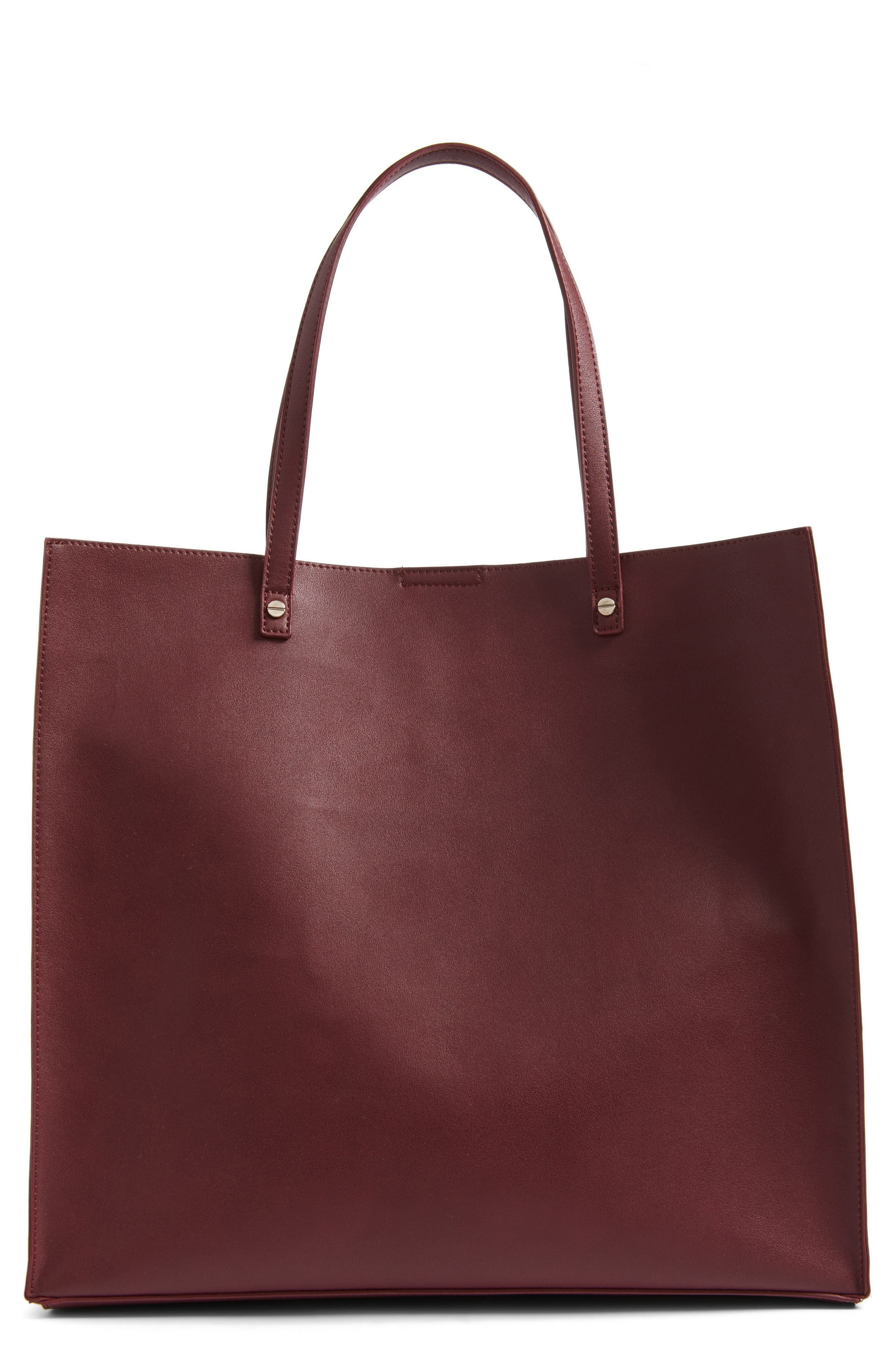 Main Image - BP. Faux Leather Tote
