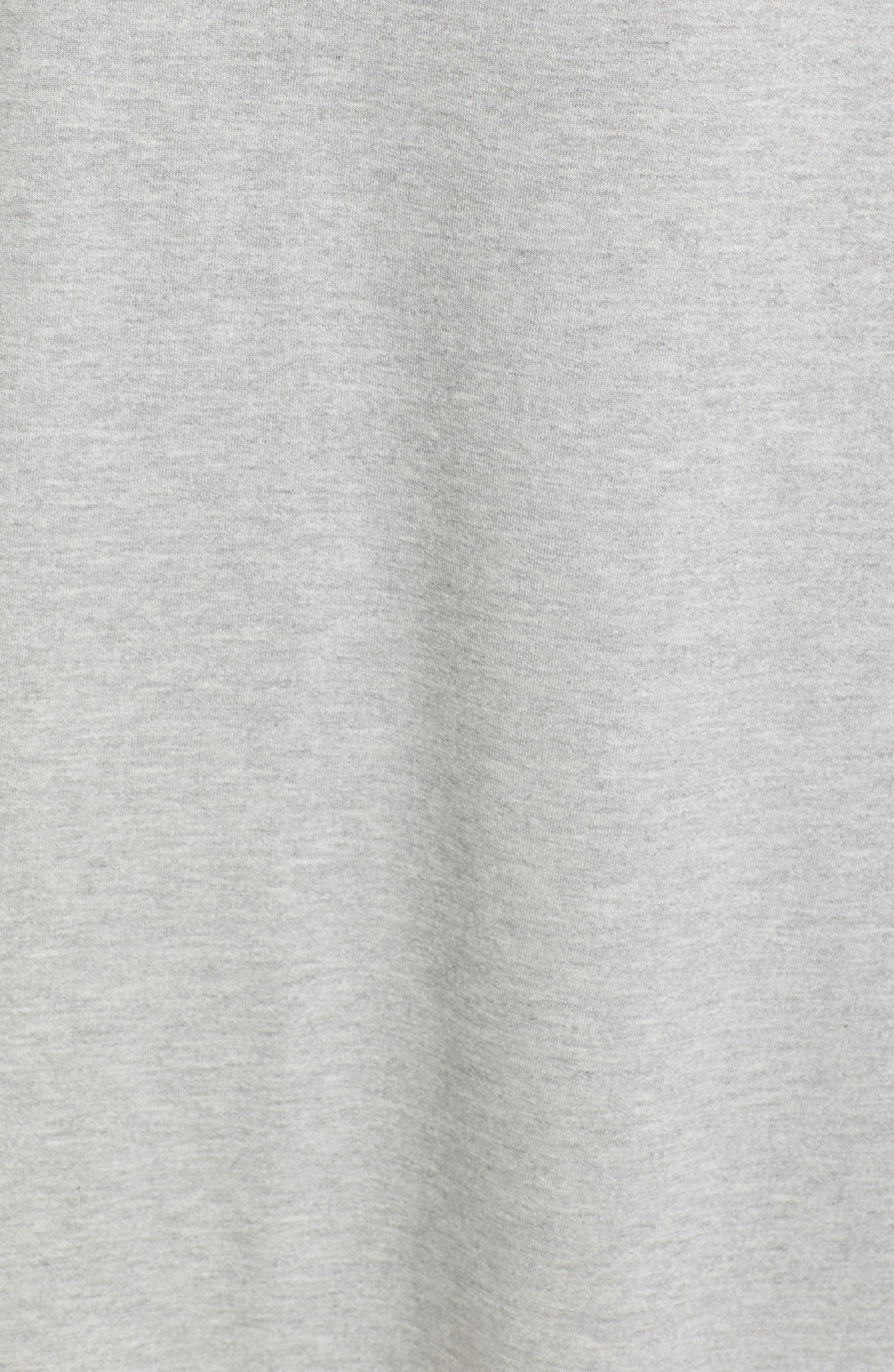 Alternate Image 5  - Caslon® Drawstring Knit Maxi Skirt (Regular & Petite)