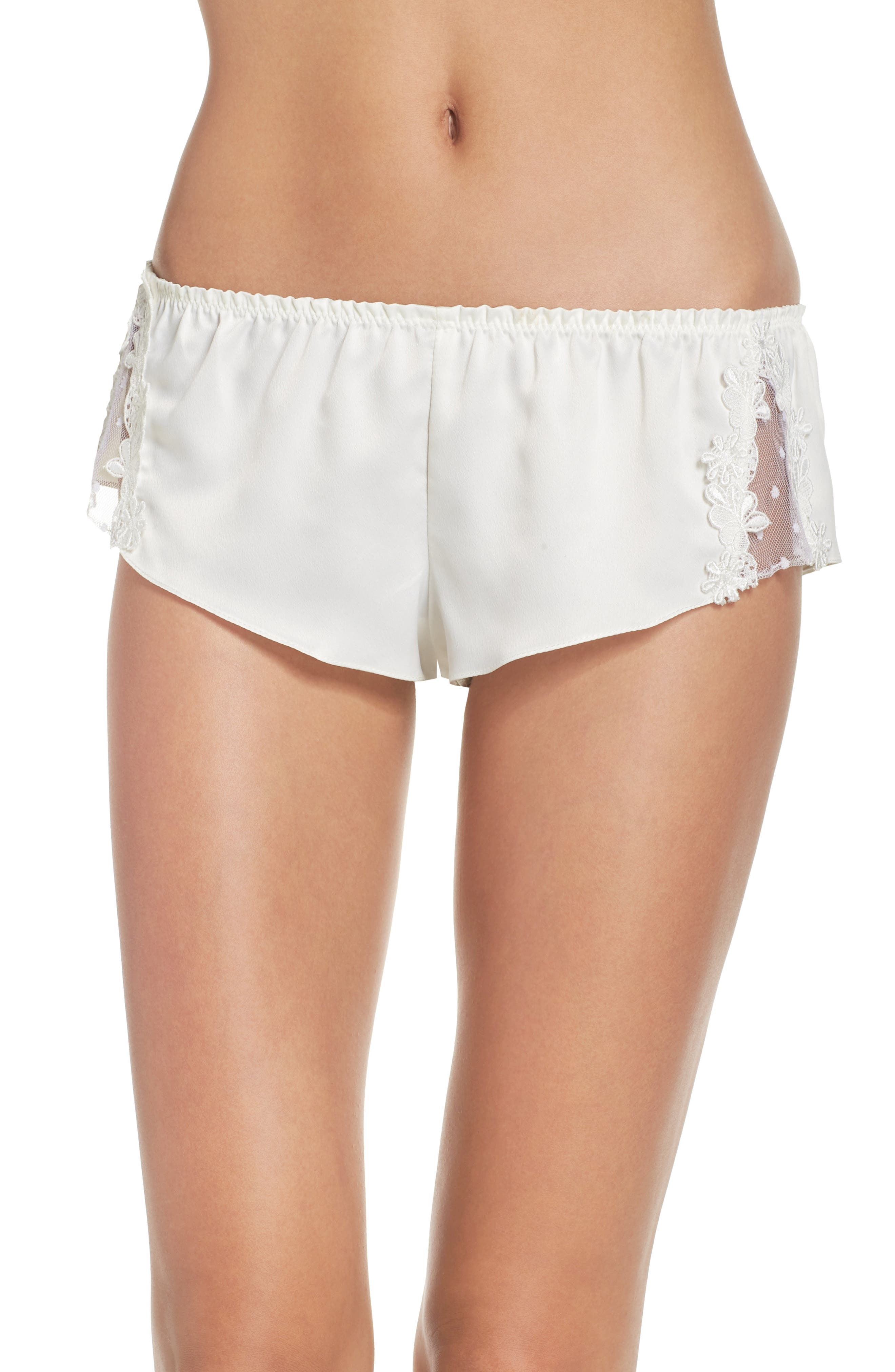 FLORA NIKROOZ Showstopper Tap Shorts