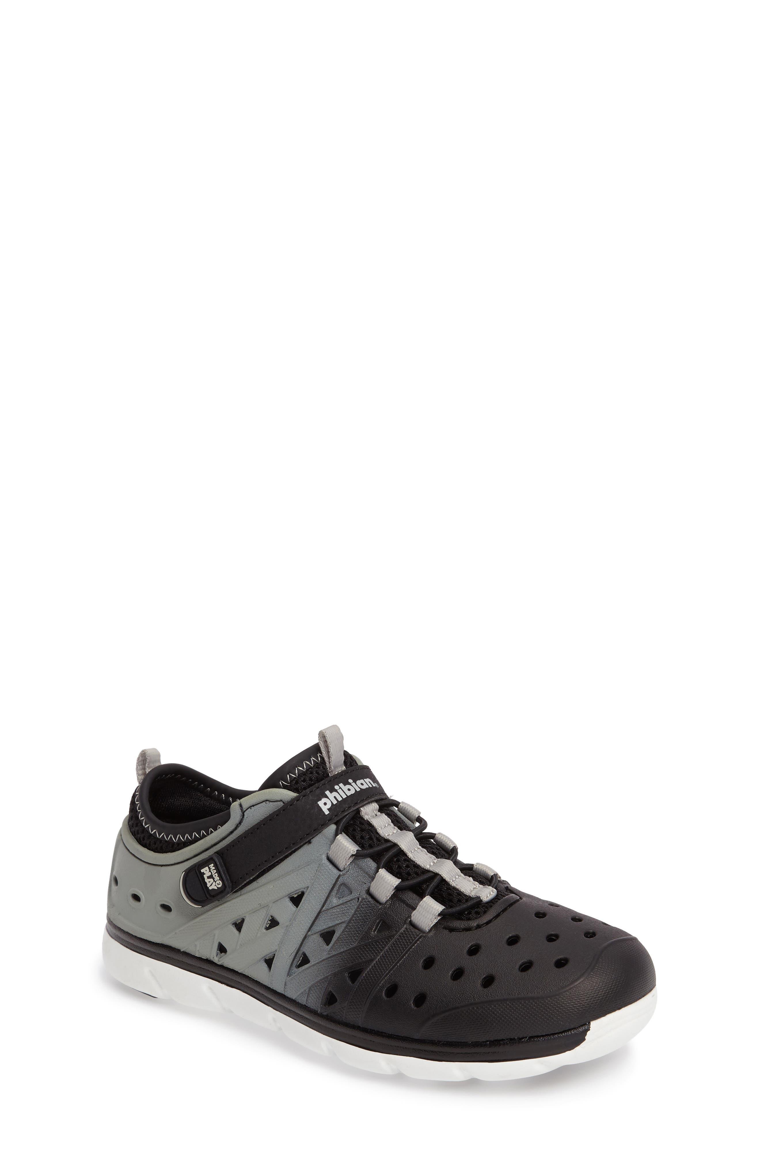 Stride Rite Made2Play® Phibian Sneaker (Baby, Walker, Toddler & Little Kid)