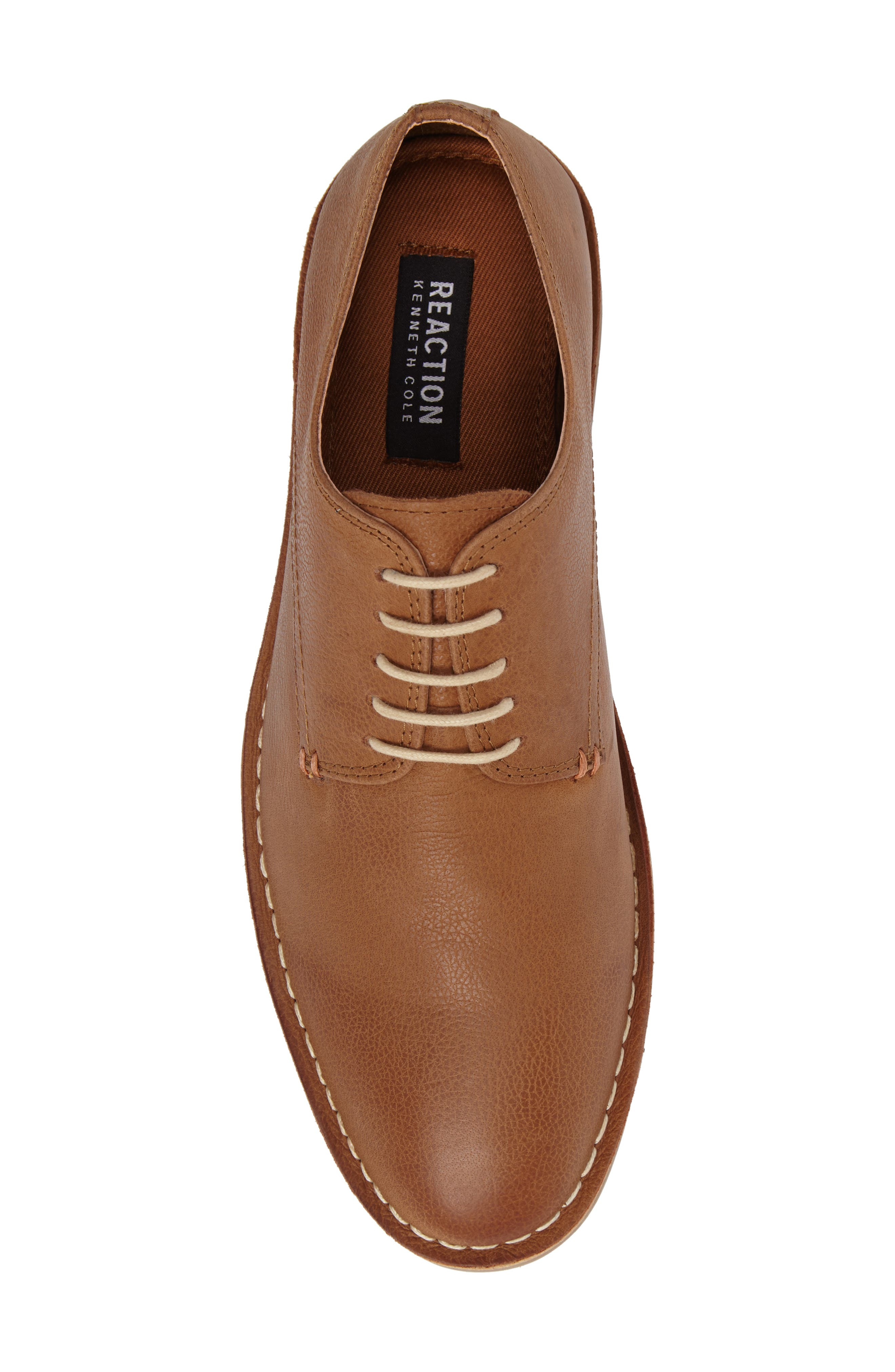 Kenneth Cole New York En-Deer-ing Derby,                             Alternate thumbnail 5, color,                             Tan Leather