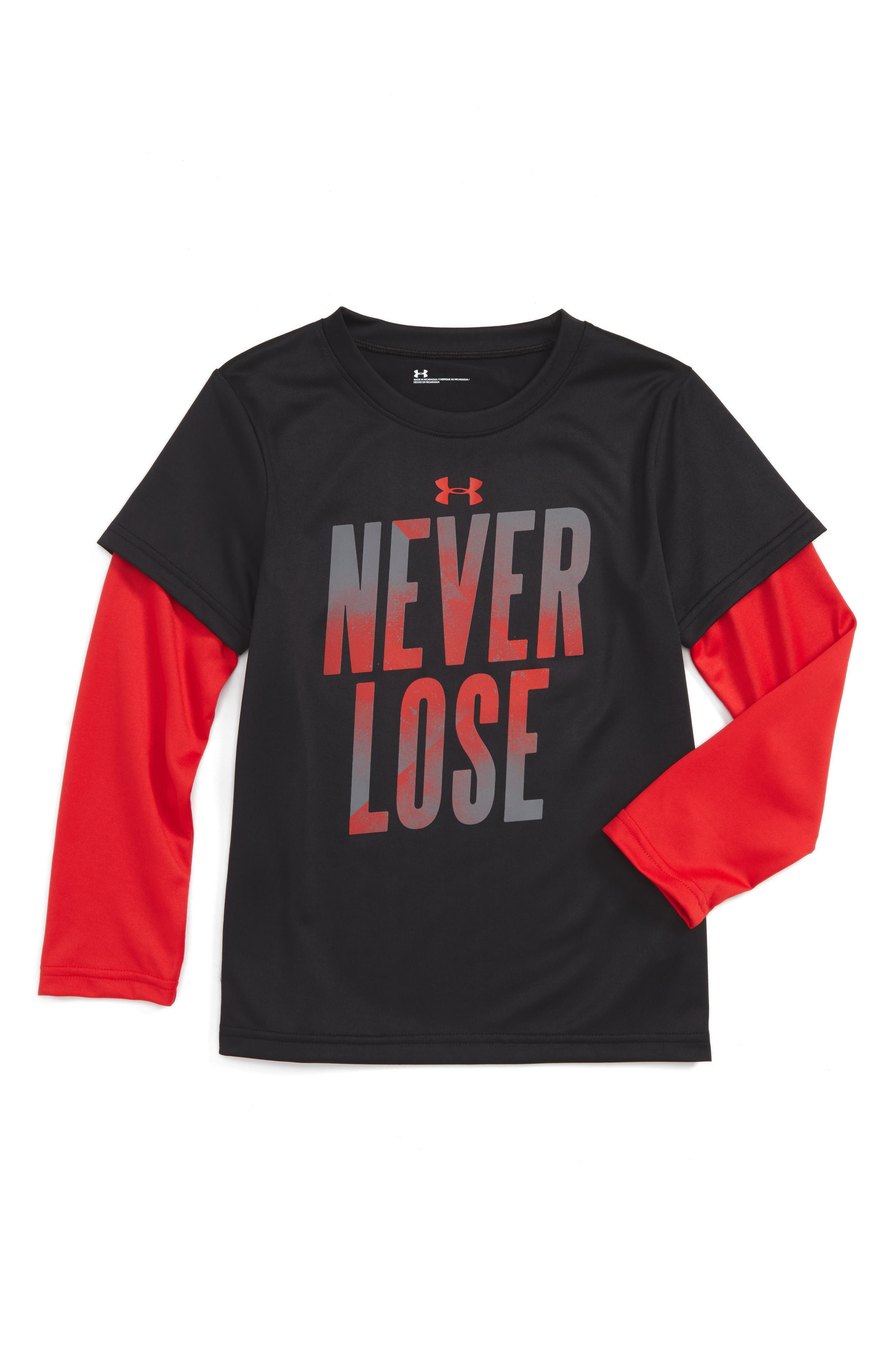 UNDER ARMOUR Never Lose Graphic T-Shirt