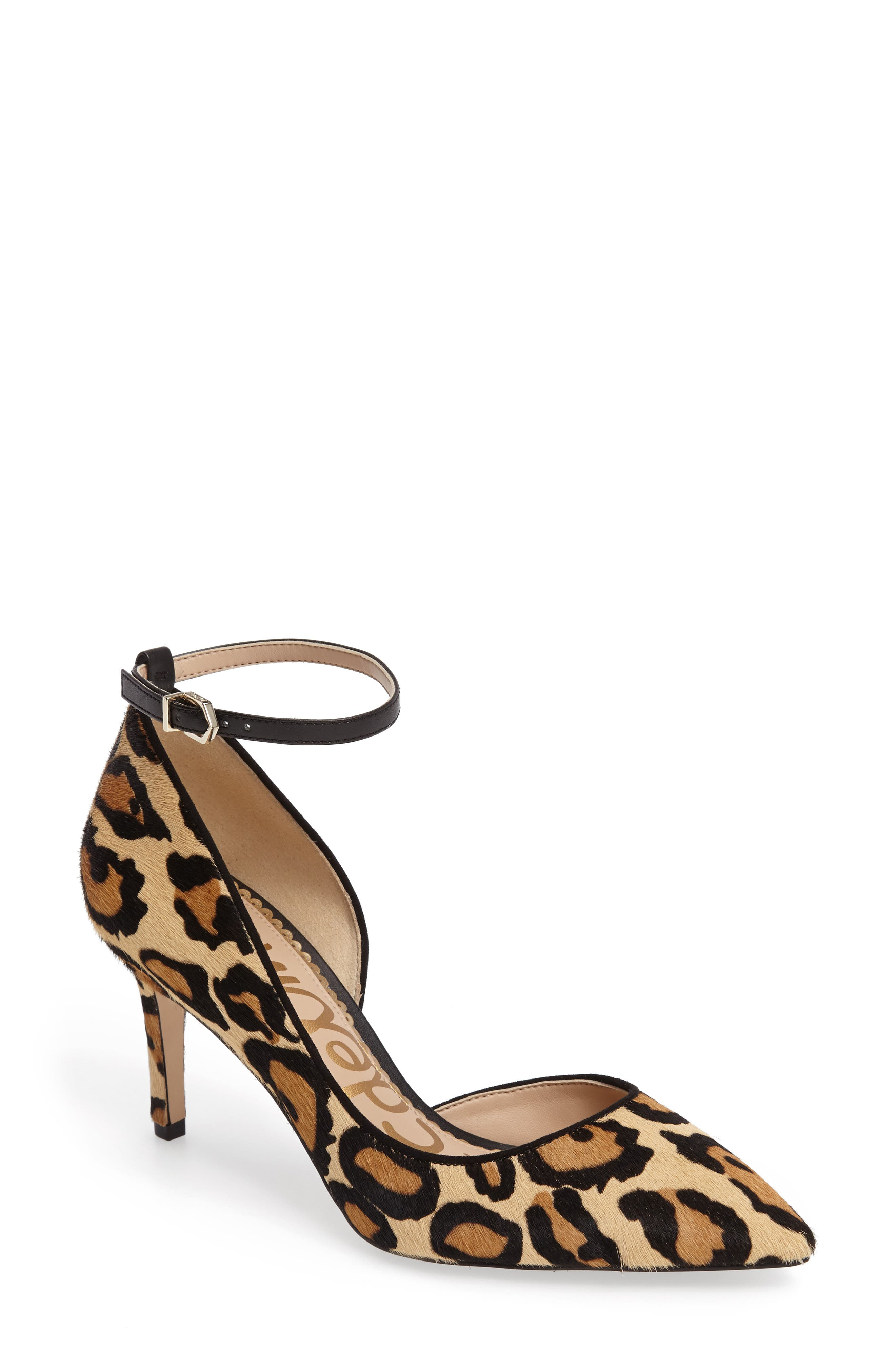 Sam Edelman Tia Genuine Calf Hair Pump (Women)