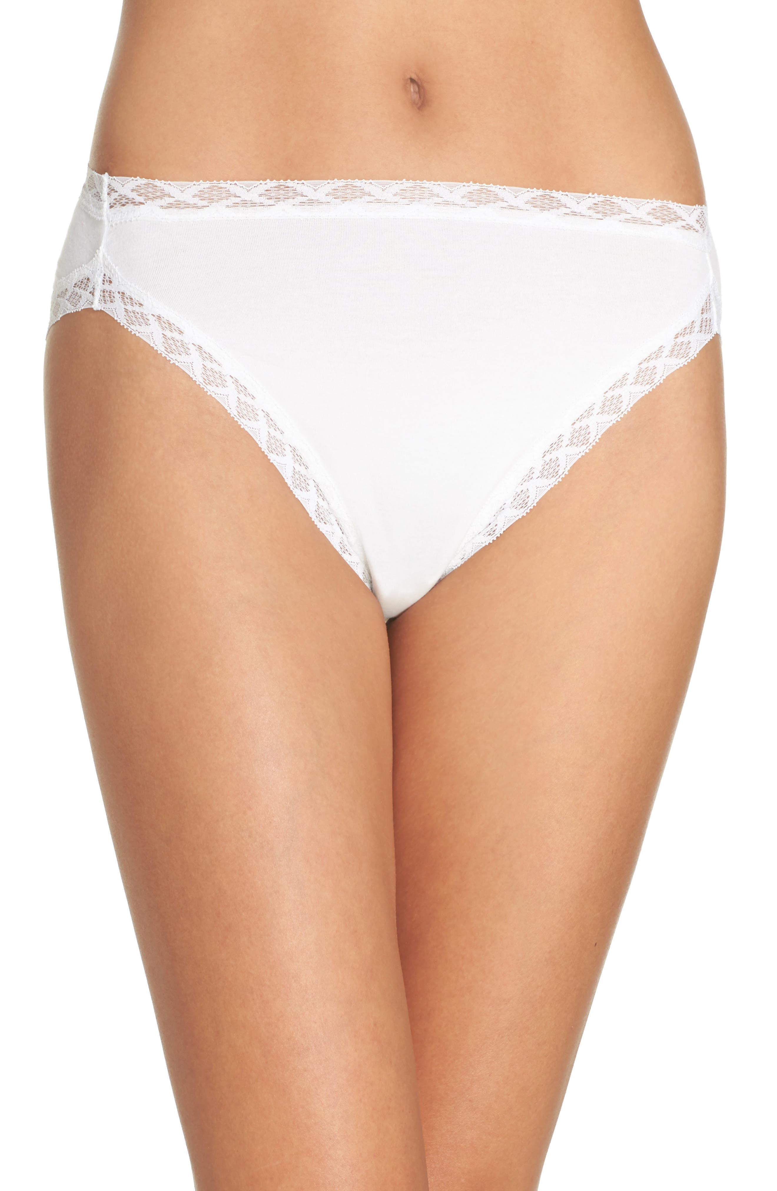 Natori Bliss French Cut Briefs)