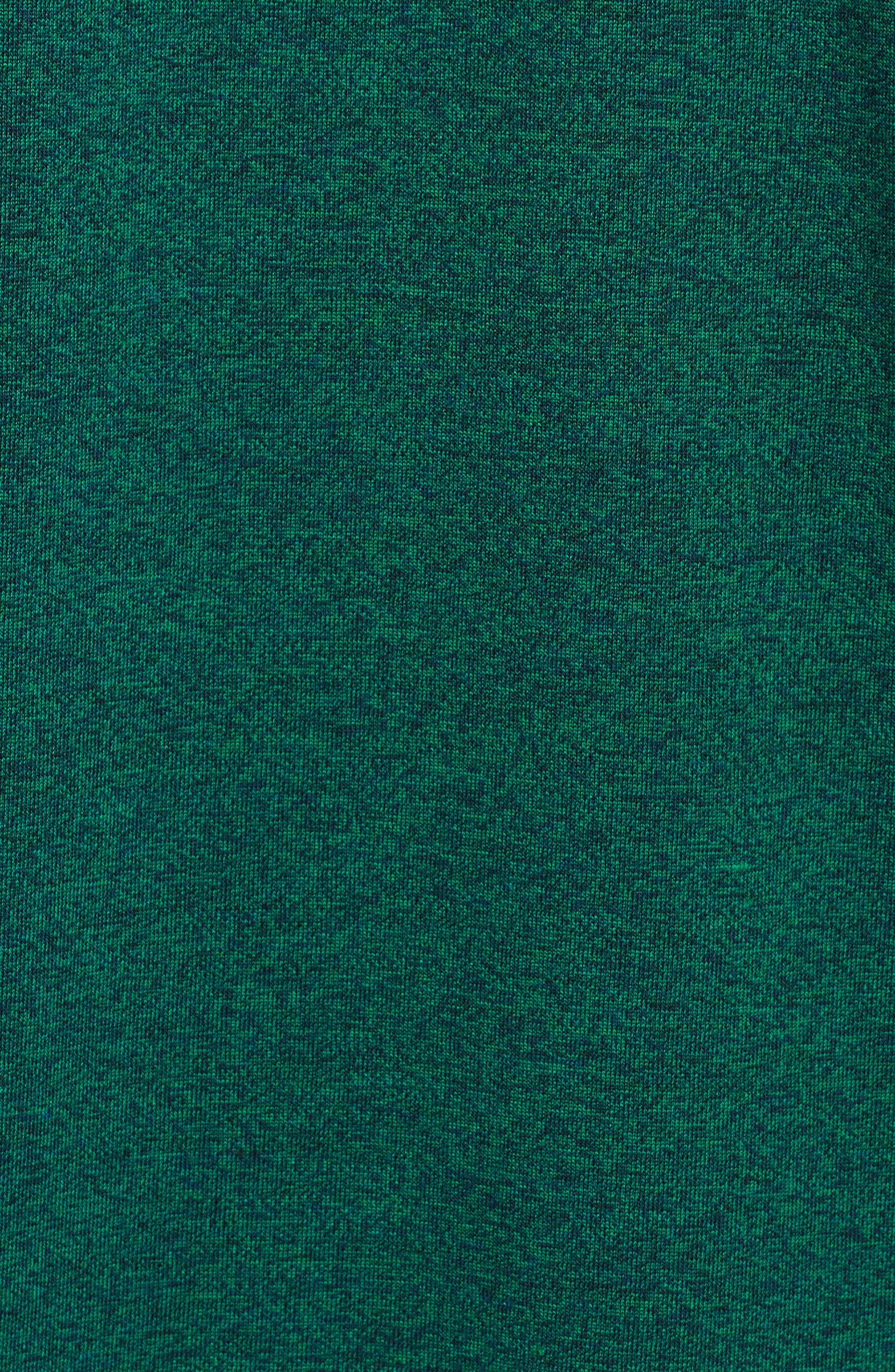 Threadborne Siro Regular Fit T-Shirt,                             Alternate thumbnail 5, color,                             Blue Marker/ Vapor Green