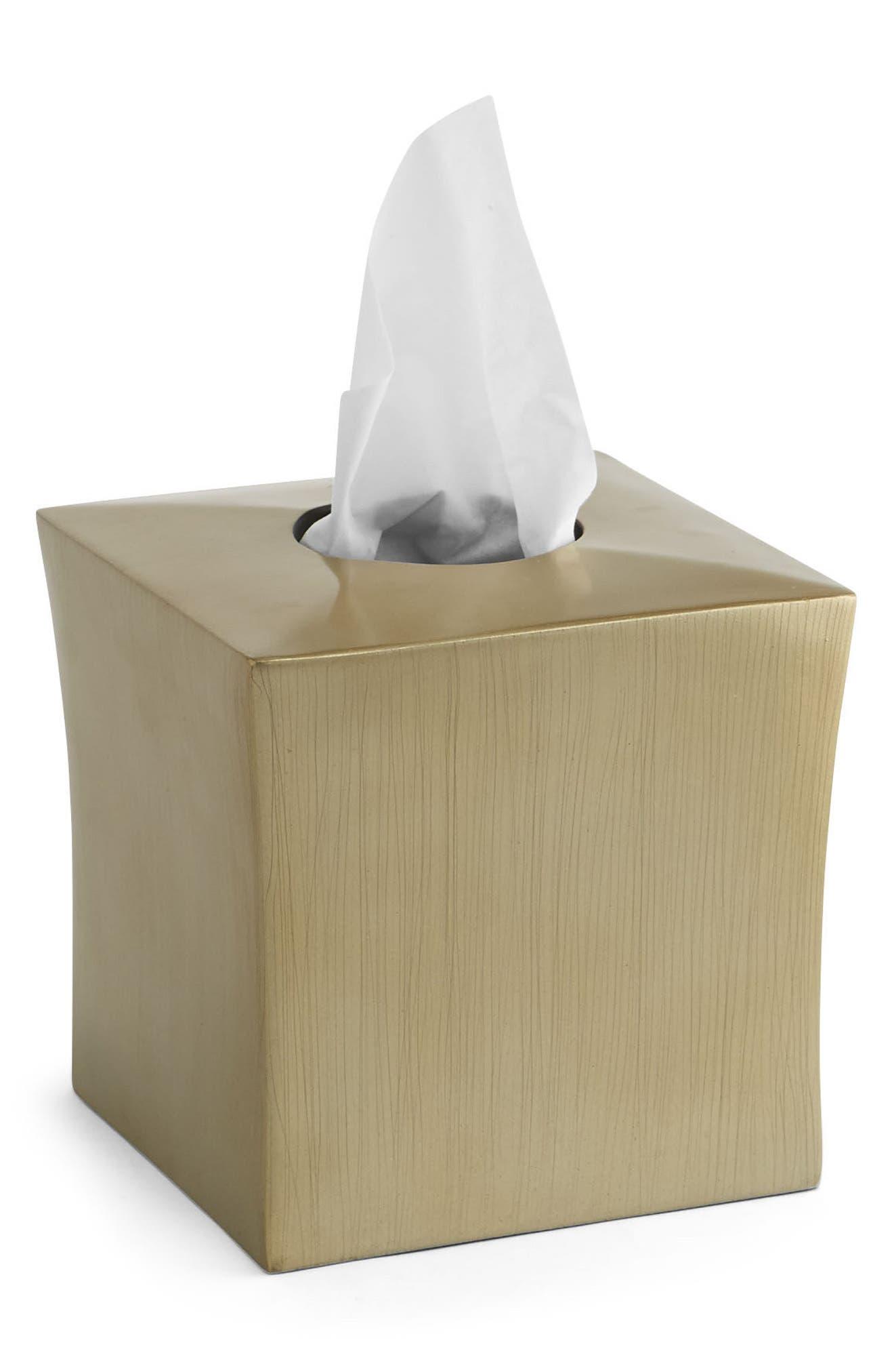 Paradigm Trends Cooper Tissue Box Cover
