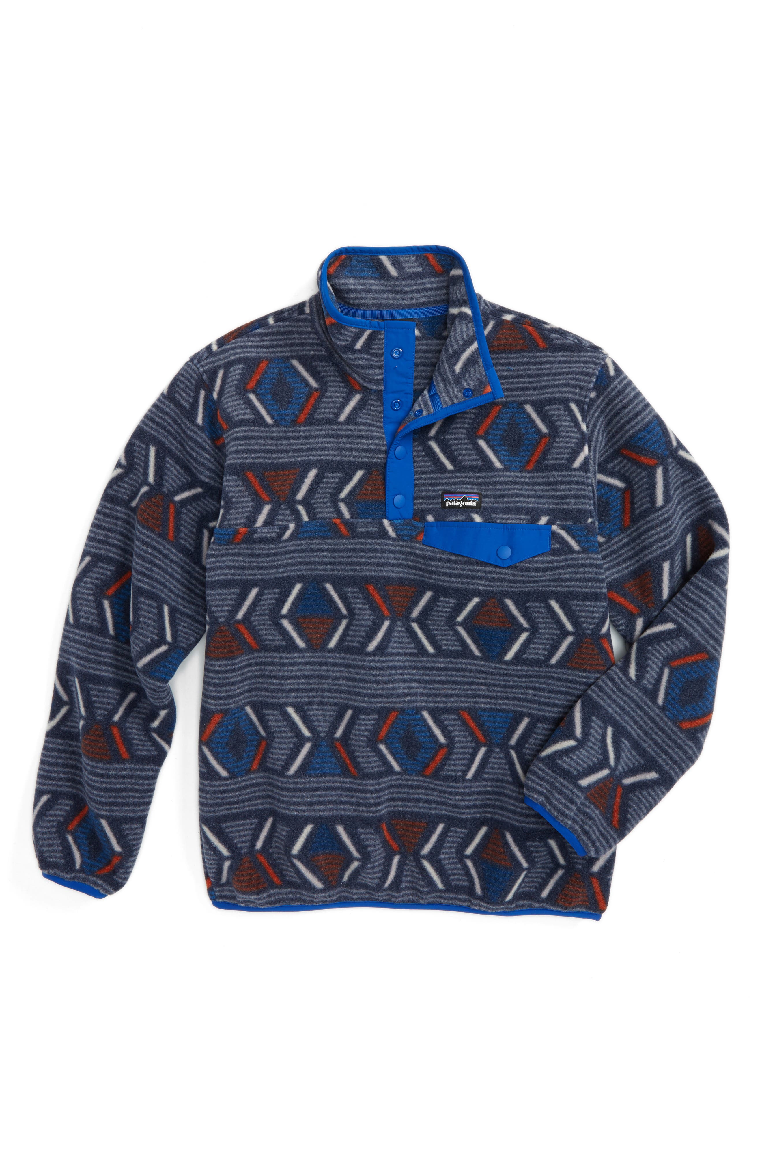 PATAGONIA Synchilla<sup>®</sup> Snap-T<sup>®</sup> Fleece Pullover