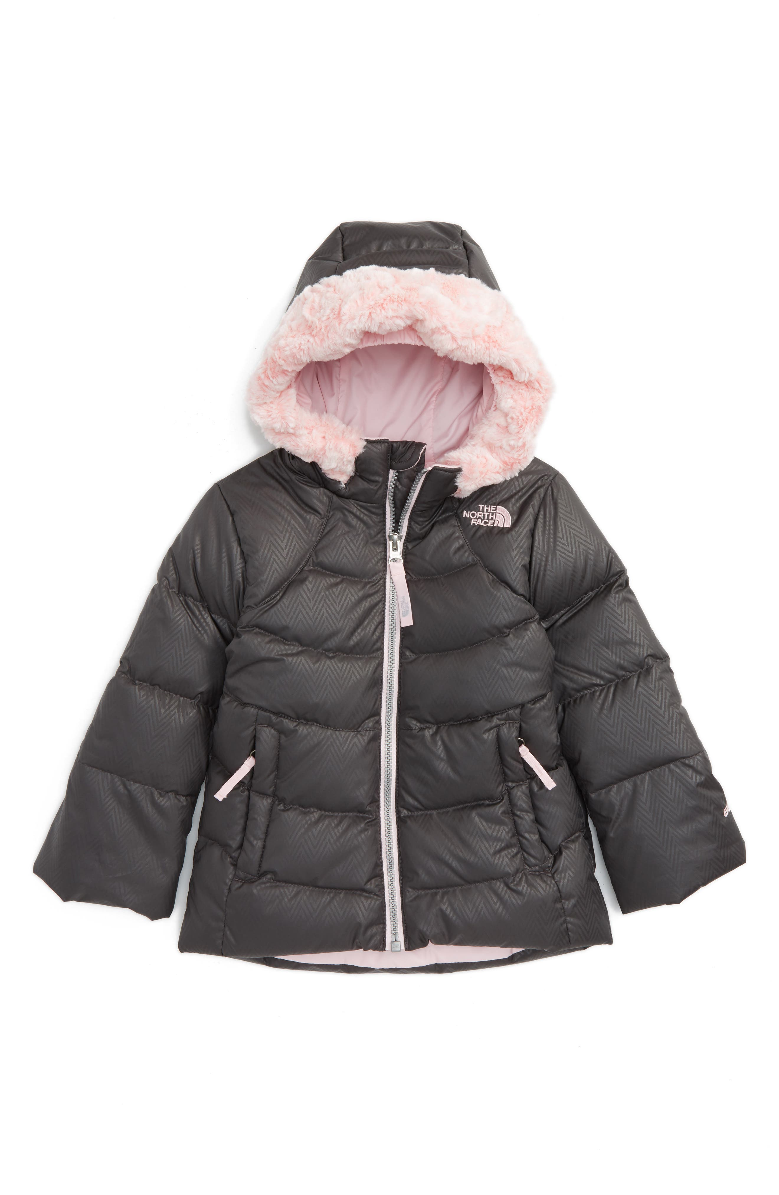 The North Face Polar Water Repellent Down Parka (Toddler Girls & Little Girls)