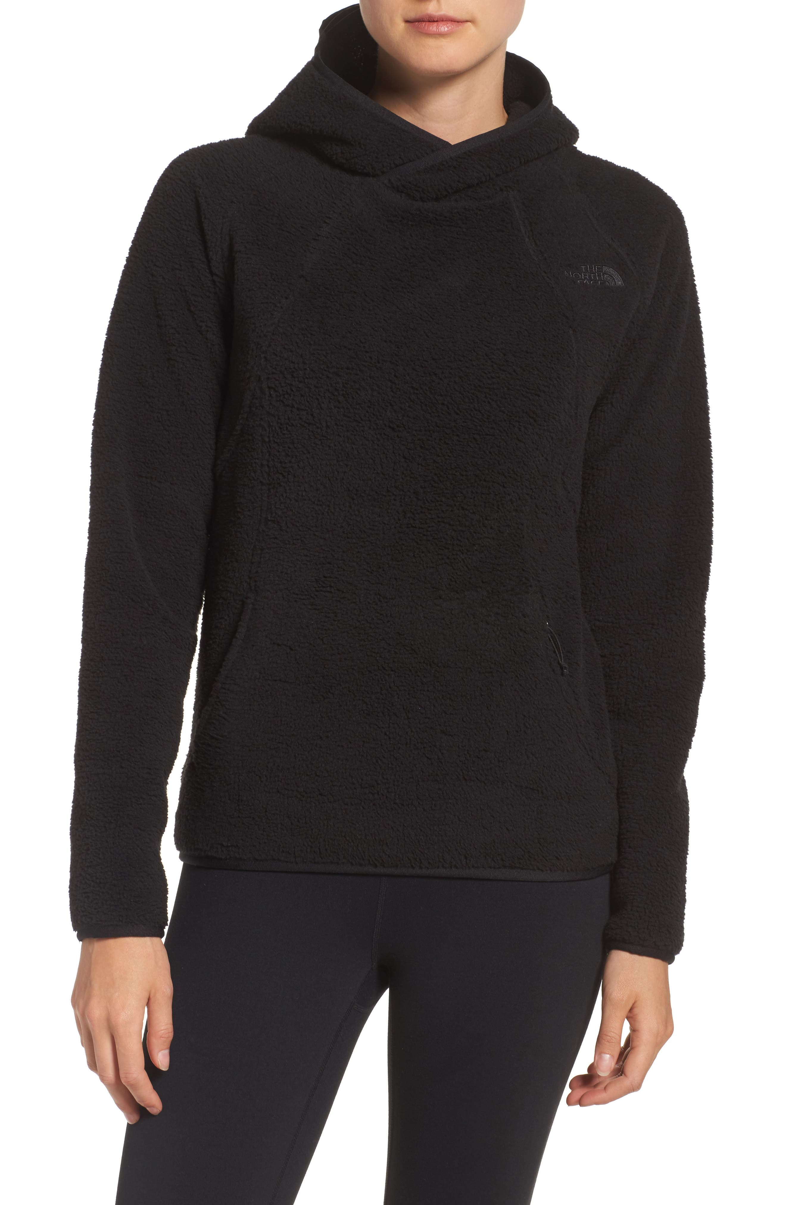 Main Image - The North Face Hooded Fleece Pullover