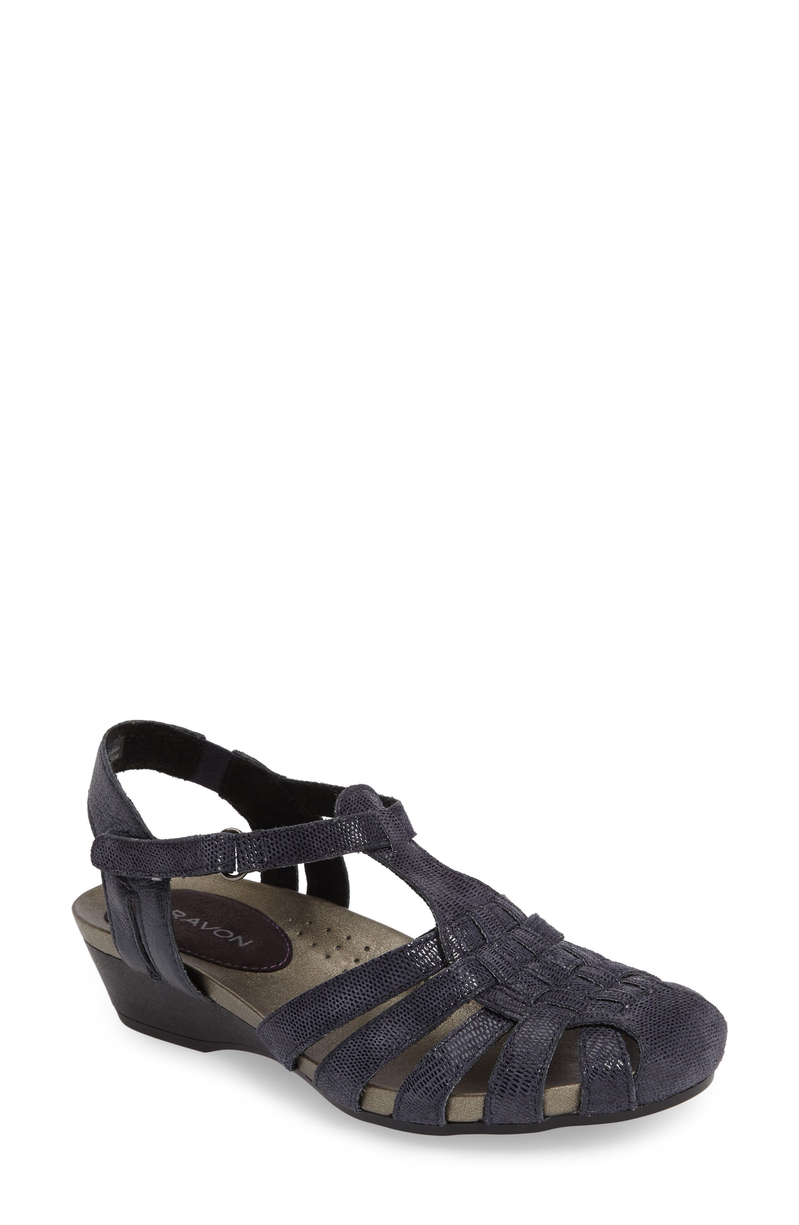 Aravon Standon Wedge Sandal (Women)