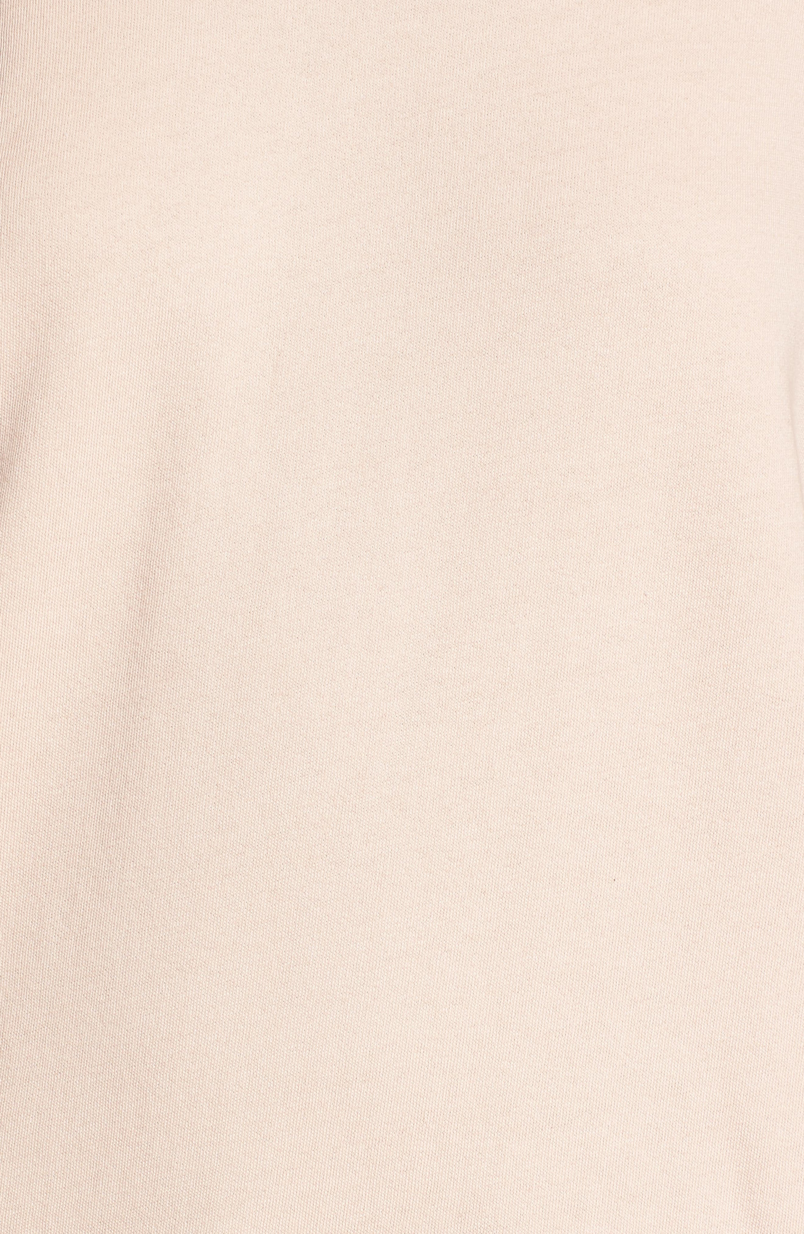 Alternate Image 5  - BP. Ruffle Sleeve Sweatshirt