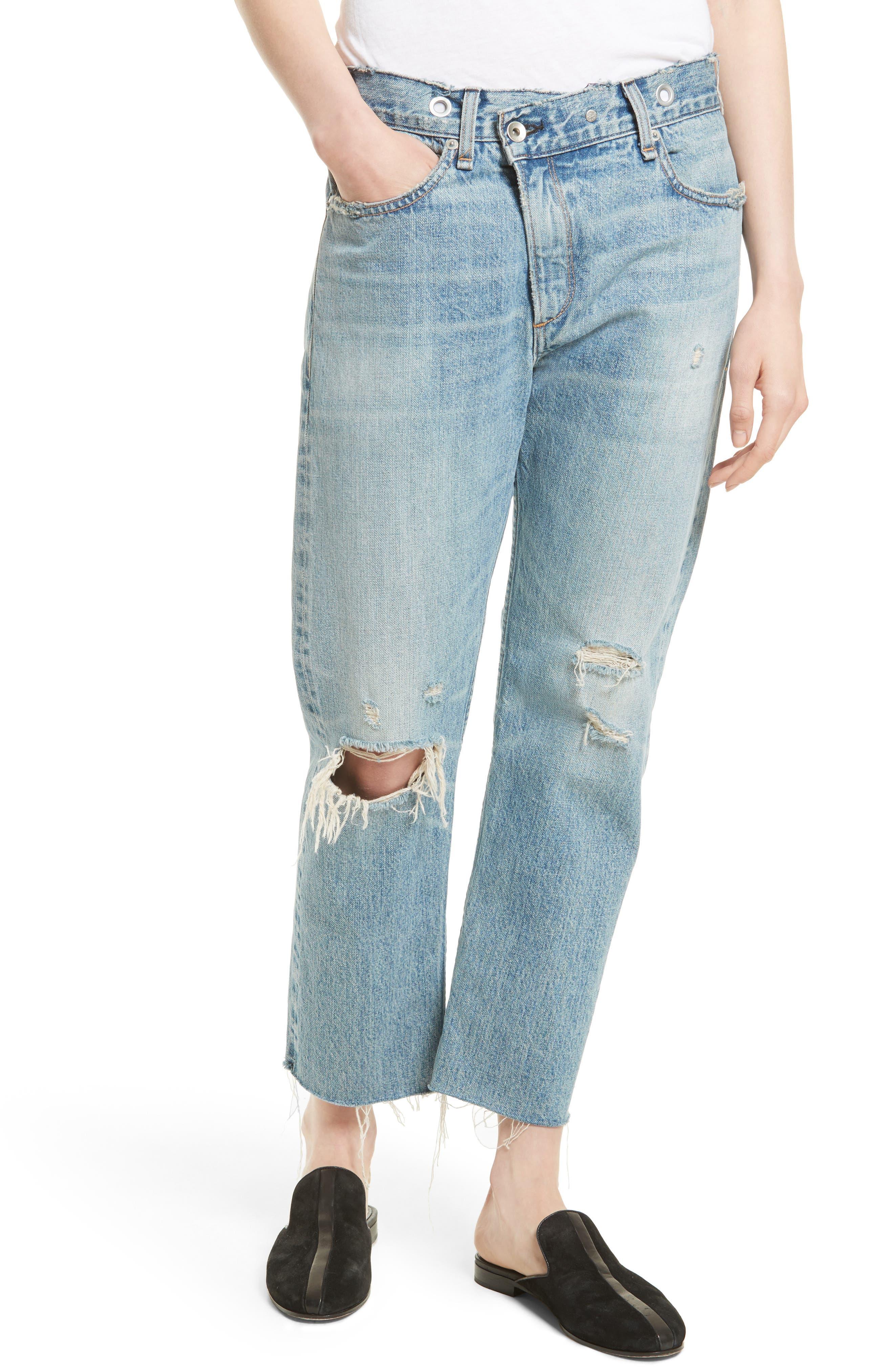RAG & BONE/JEAN Wicked Boyfriend Jeans