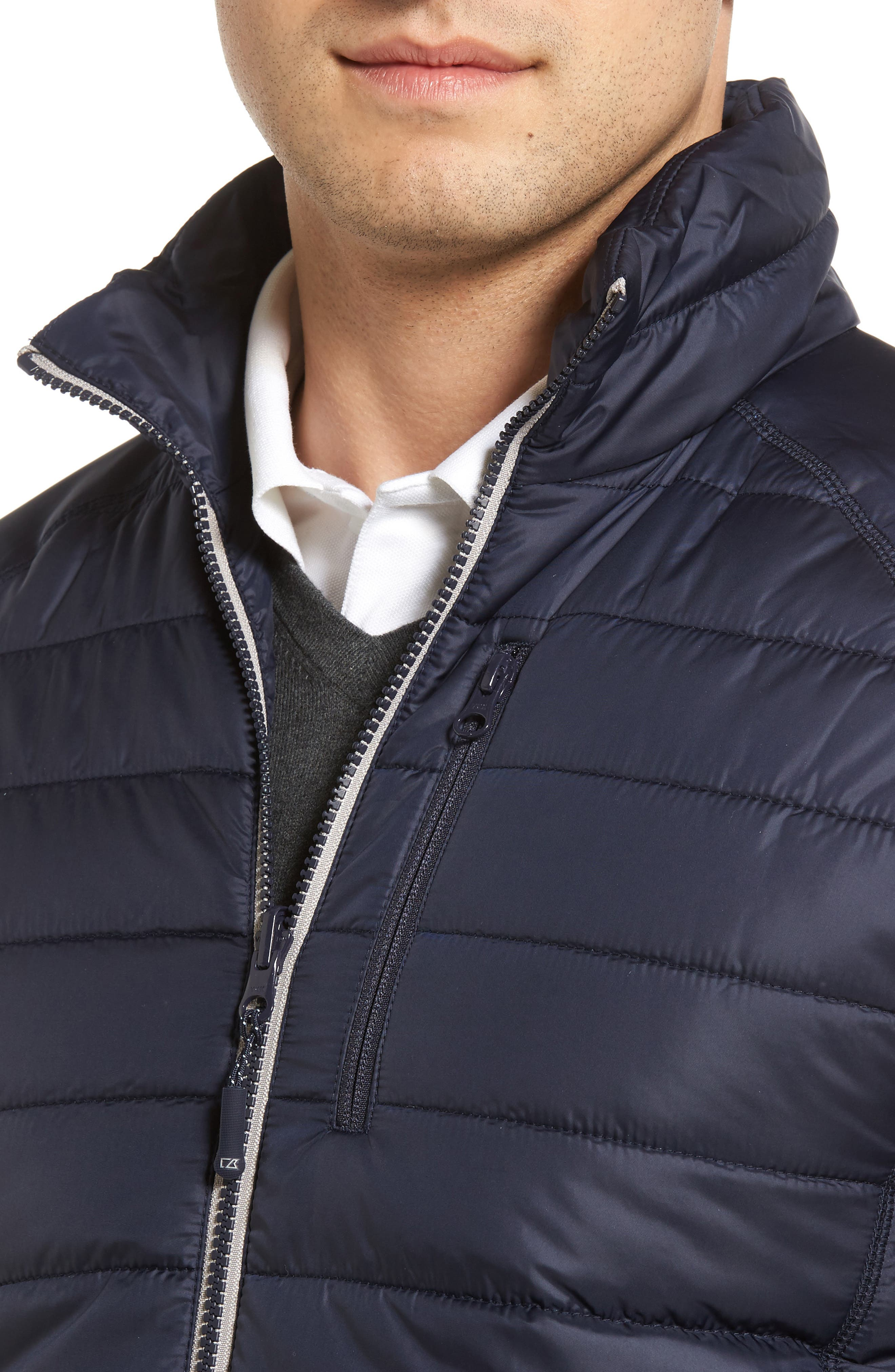 Alternate Image 4  - Cutter & Buck Barlow Pass Quilted Jacket