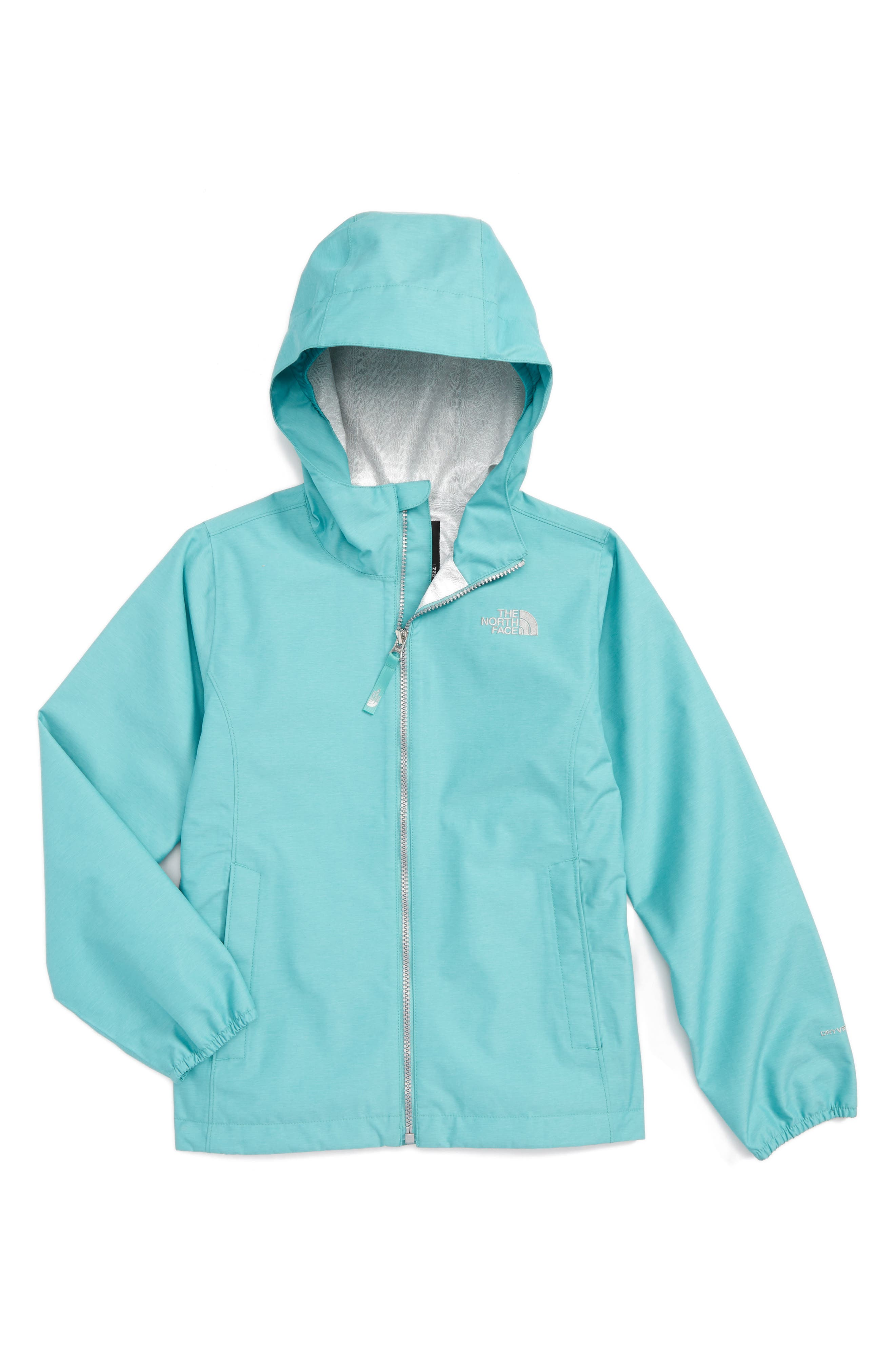The North Face Magnolia Waterproof HyVent® Rain Jacket (Big Girls)